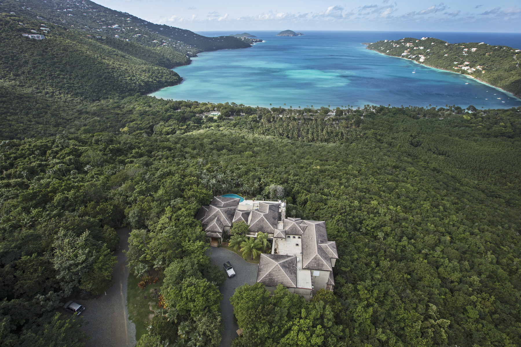 Single Family Home for Sale at Estate Sherpenjewel 1A-4 Estate Canaan & Sherpenjewel St Thomas, Virgin Islands 00802 United States Virgin Islands
