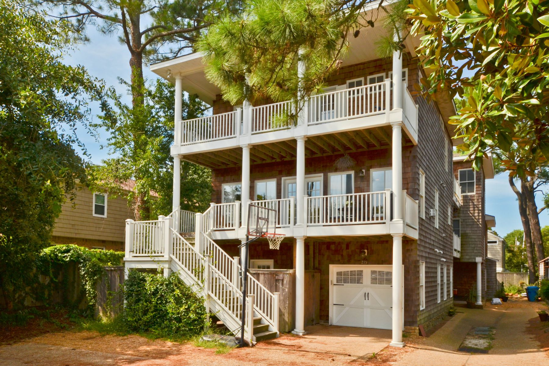 Condominium for Sale at Northend VB 215 83rd Street Unit# A Virginia Beach, Virginia 23451 United States