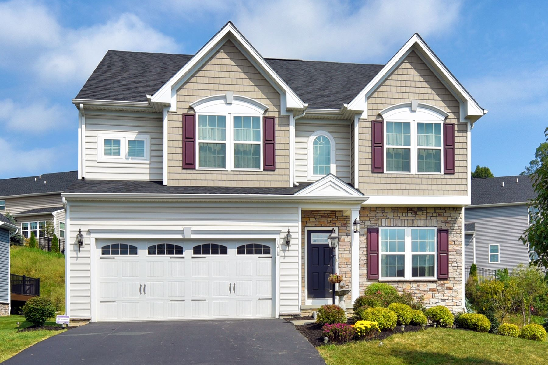 Single Family Homes for Sale at 1018 Millennium Drive Bethel Park, Pennsylvania 15102 United States