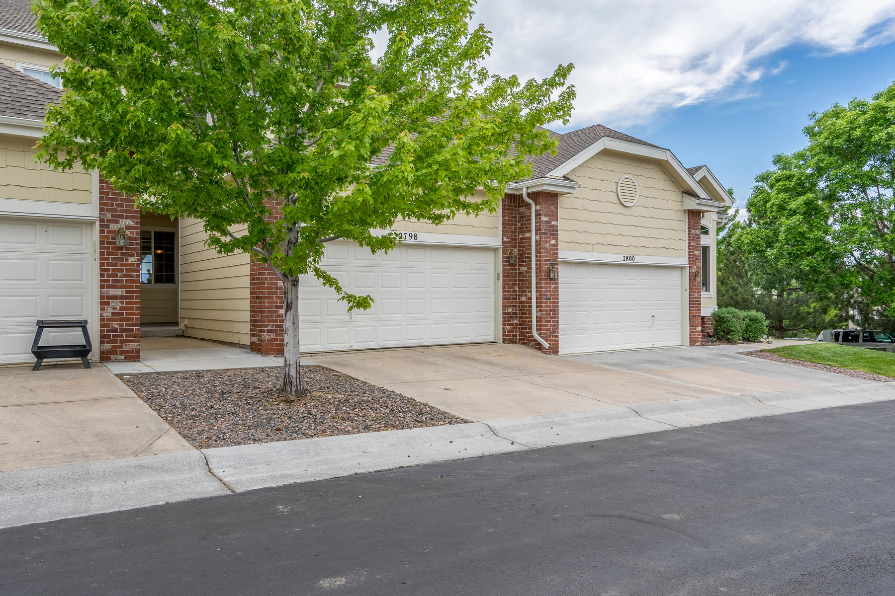 Condominium for Active at Highly Sought After Two Story Townhouse In Plum Creek! 2798 Newport Circle Castle Rock, Colorado 80104 United States