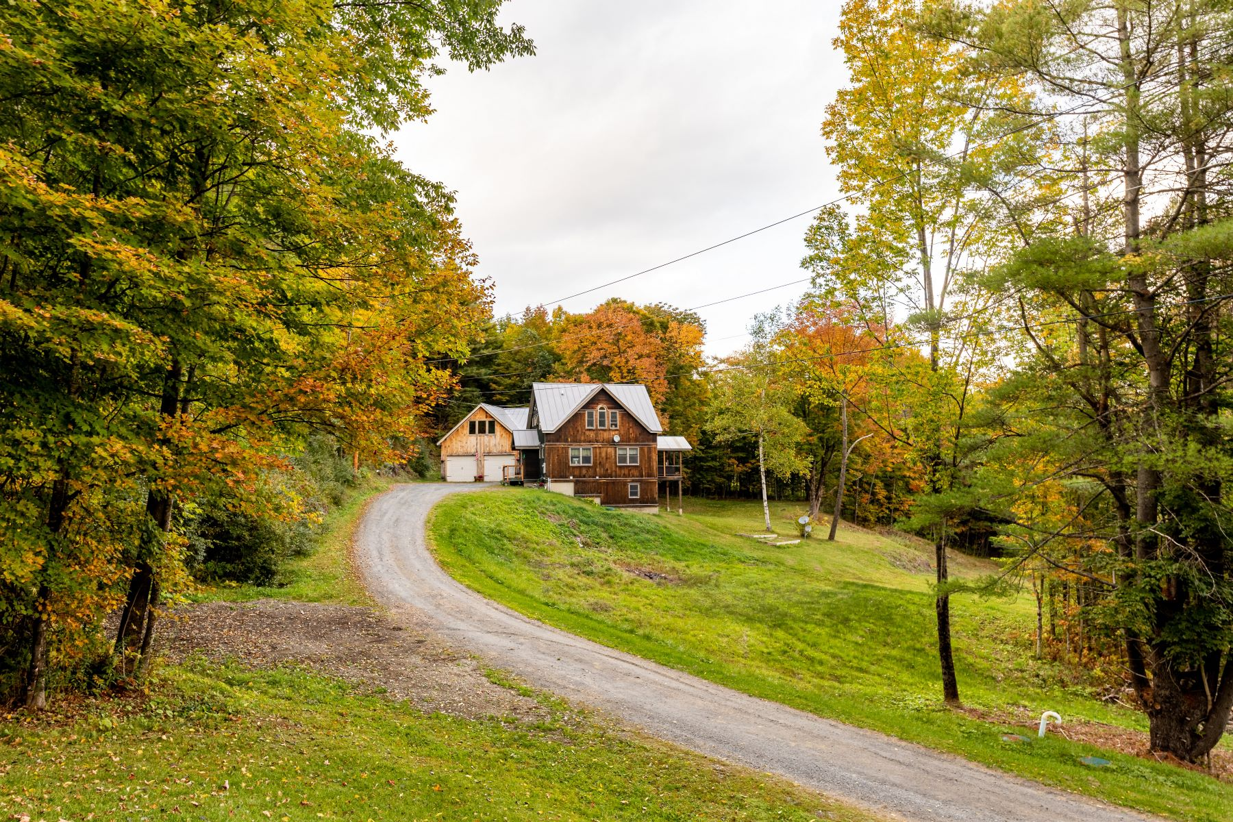 Single Family Homes for Sale at A Place to Call Home 2 O'neil Ln Strafford, Vermont 05070 United States