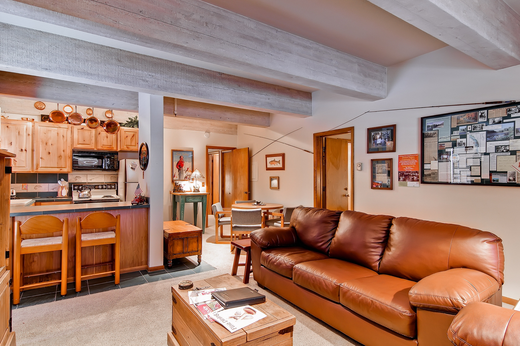 Additional photo for property listing at Coveted Ketchum Condo 351 S 2nd Ave #704 Ketchum, Idaho 83340 États-Unis