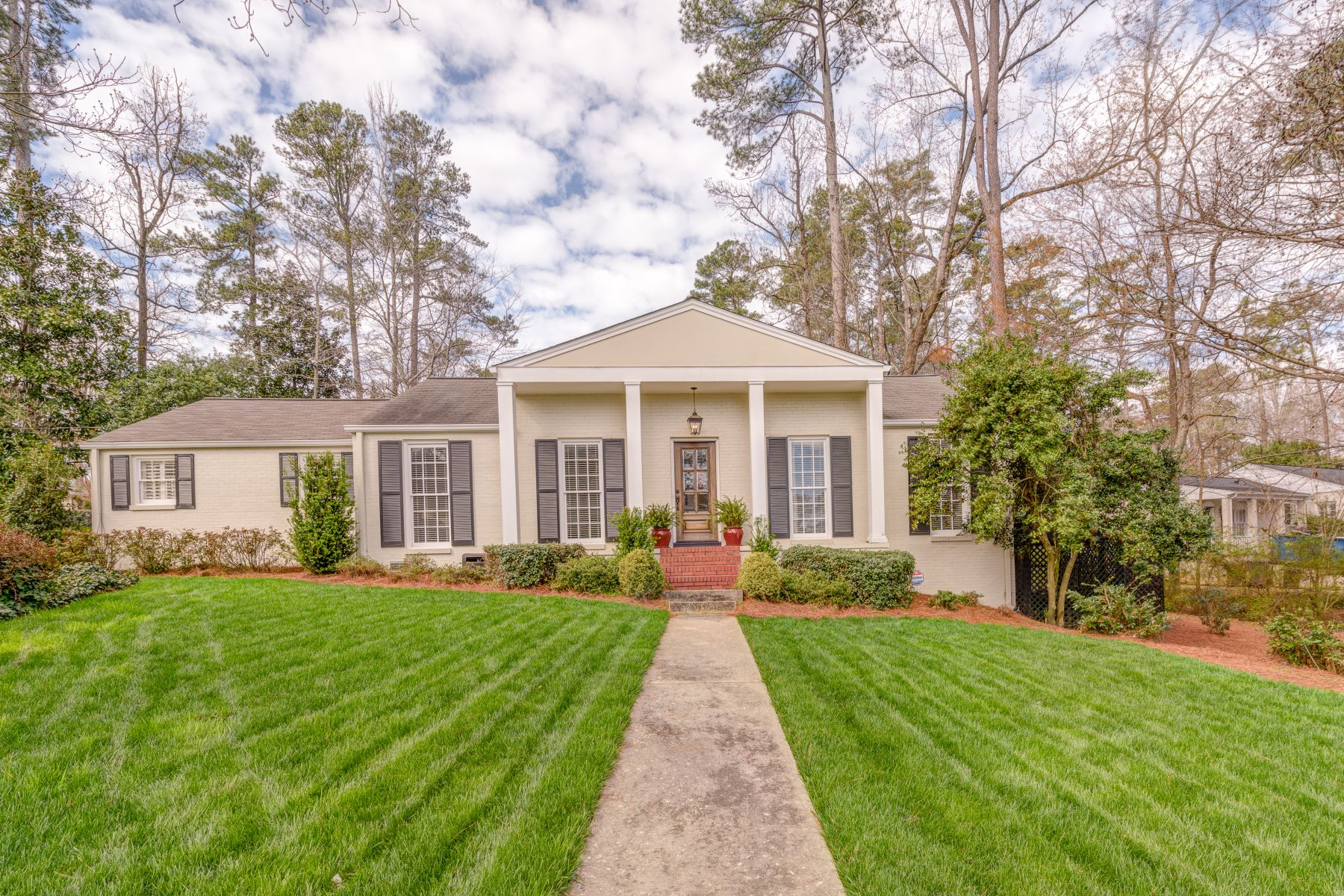 Single Family Home for Sale at Timeless Renovation In Charming Meadowbrook! 408 Meadowbrook Dr Atlanta, Georgia 30342 United States
