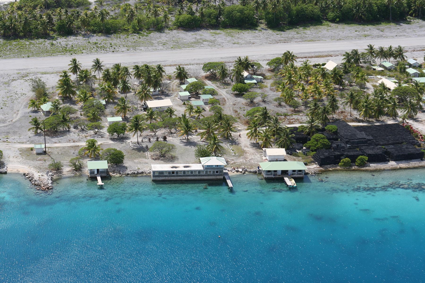 Îlle privée pour l Vente à Nengo Nengo private atoll French Polynesia