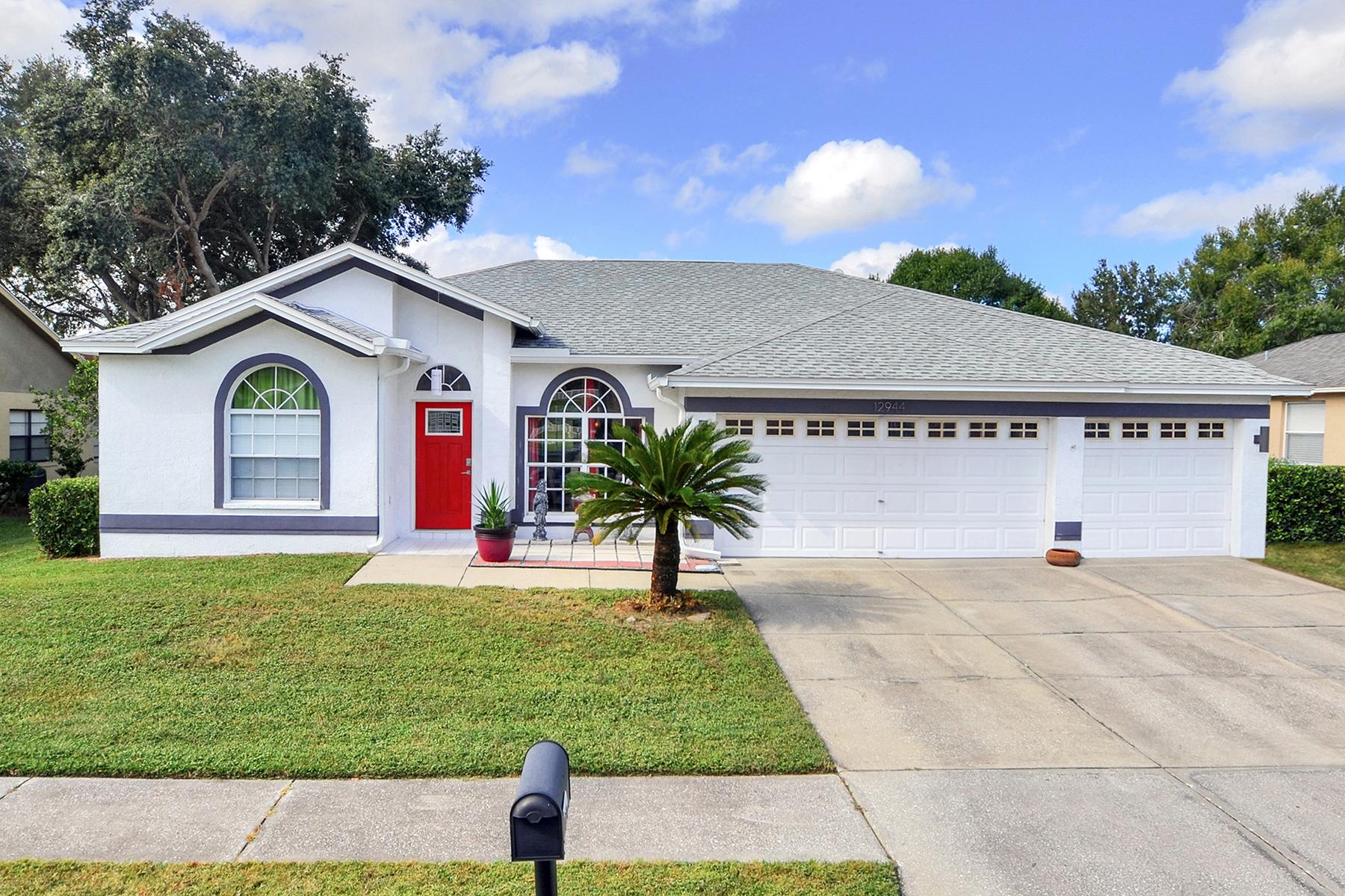 Single Family Homes için Satış at RIVERVIEW 12944 Prestwick Dr, Riverview, Florida 33579 Amerika Birleşik Devletleri