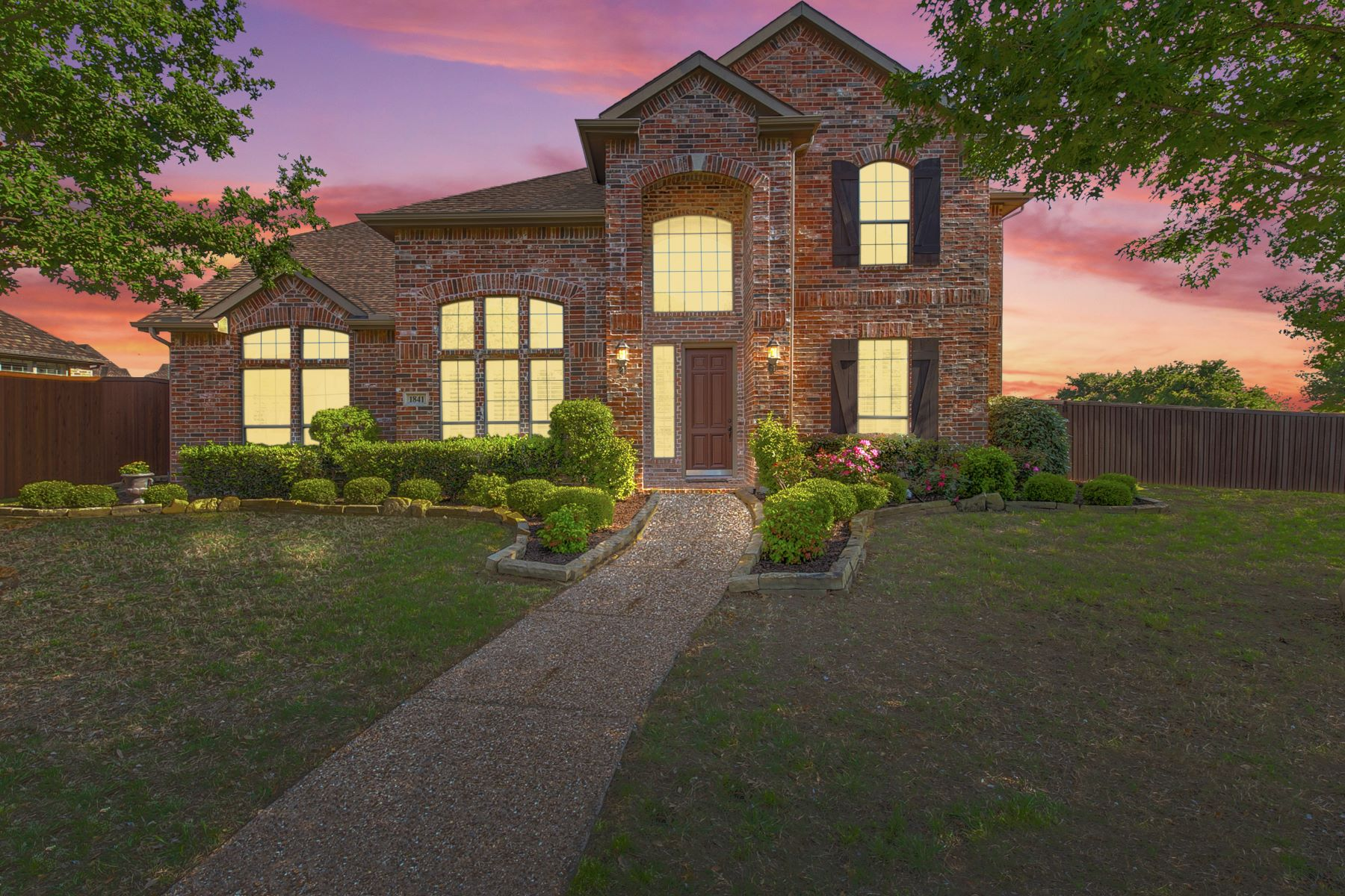Single Family Homes for Sale at Twin Creeks Traditional 1841 Port Isabel Drive Allen, Texas 75013 United States