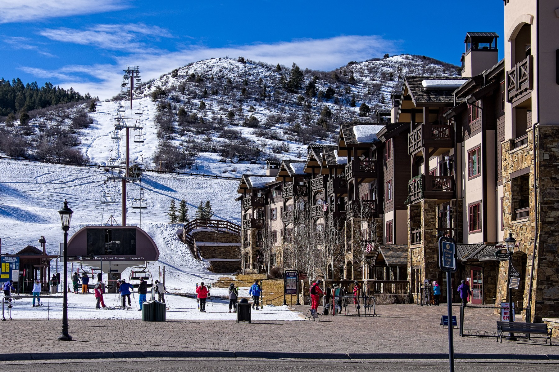 Apartment for Active at Beaver Creek Landing B304 300 Prater Rd #B304 Beaver Creek, Colorado 81620 United States