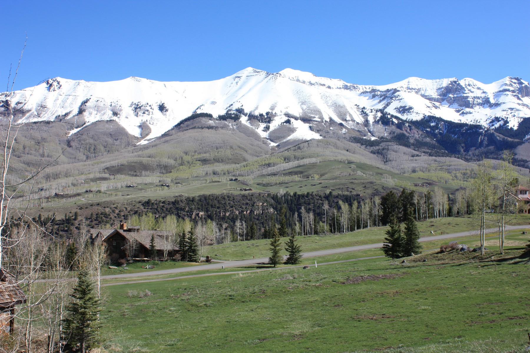Land for Sale at Lot 508 Lot 508 Russell Drive Telluride, Colorado, 81435 United States