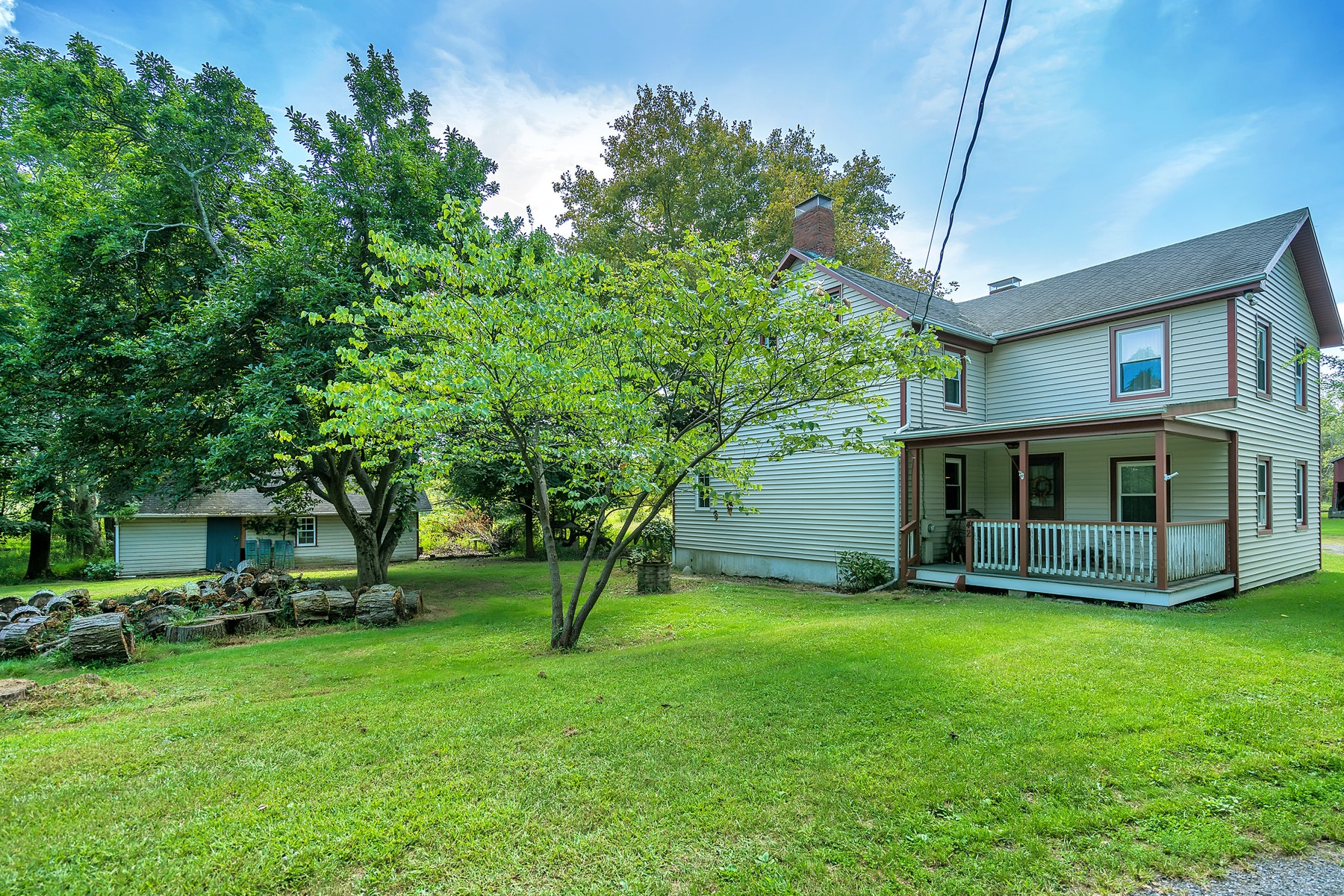 Single Family Home for Sale at 42 Joe Ent Road Franklin Township, New Jersey 08822 United States
