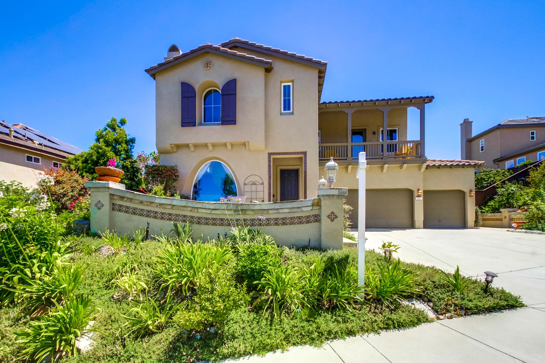 Single Family Homes for Sale at 951 Stoneridge Way San Marcos, California 92078 United States