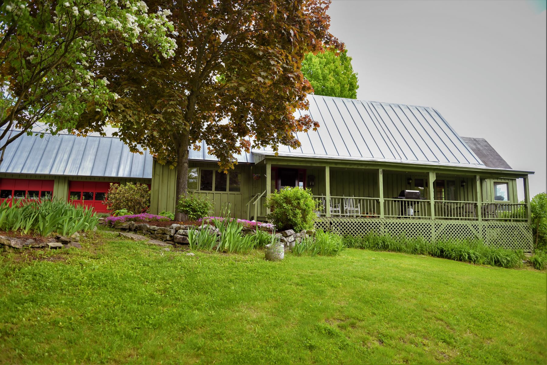 Single Family Home for Sale at 16 Black Hill Road, Piermont 16 Black Hill Rd Piermont, New Hampshire 03779 United States