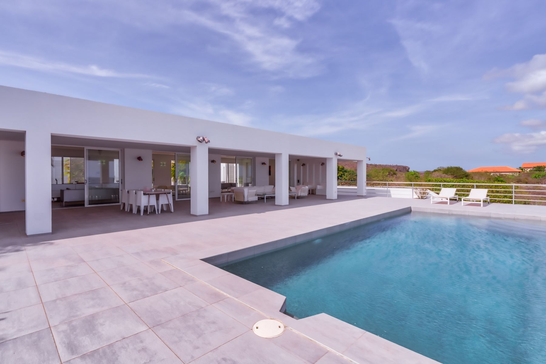 Single Family Homes for Sale at Rif St. Marie Contemporary Villa 308 Willemstad, Curacao