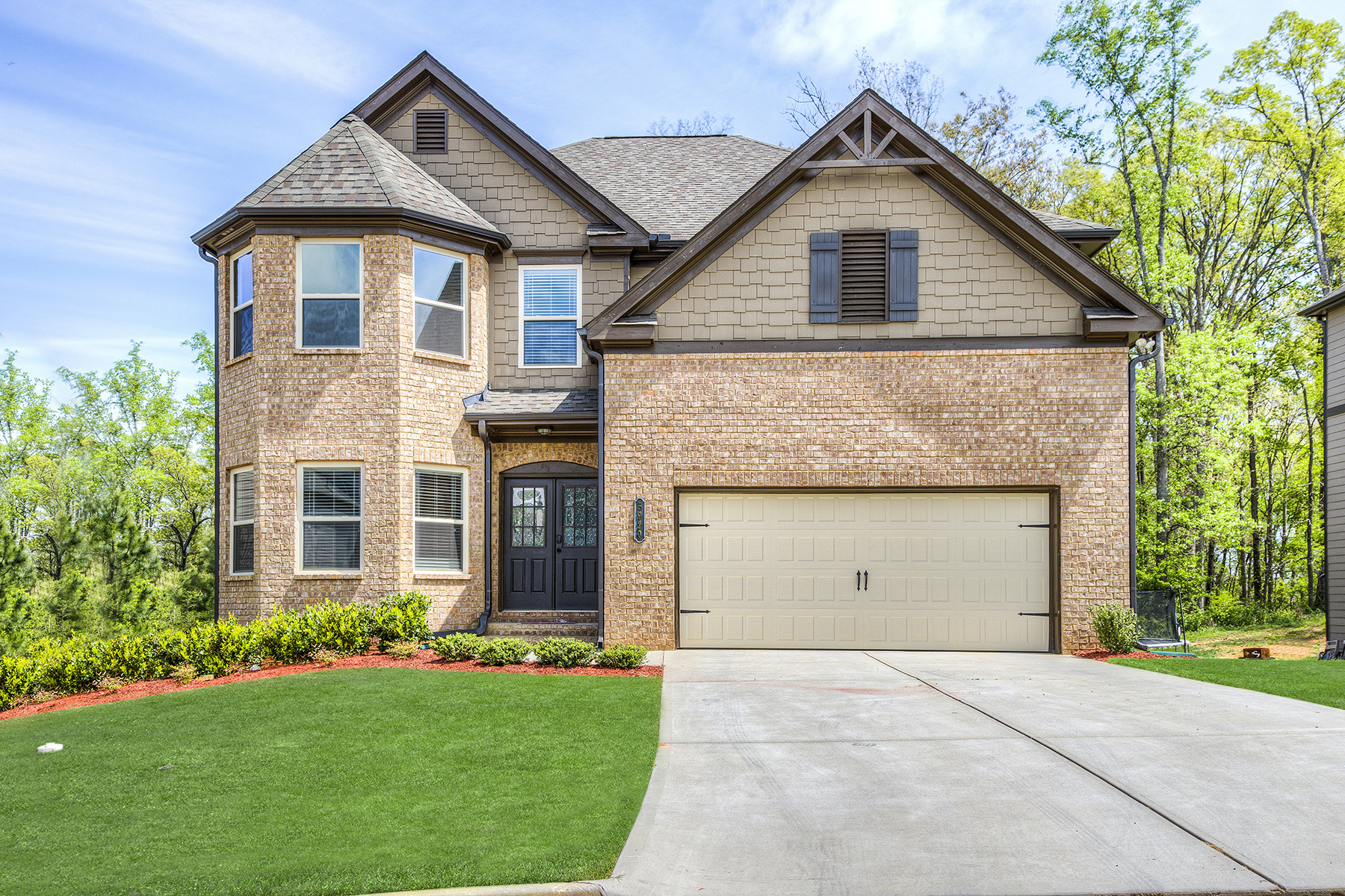 Single Family Homes for Sale at An Entertainer's Dream Moments From Lake Lanier 5920 Park Bay Court Flowery Branch, Georgia 30542 United States
