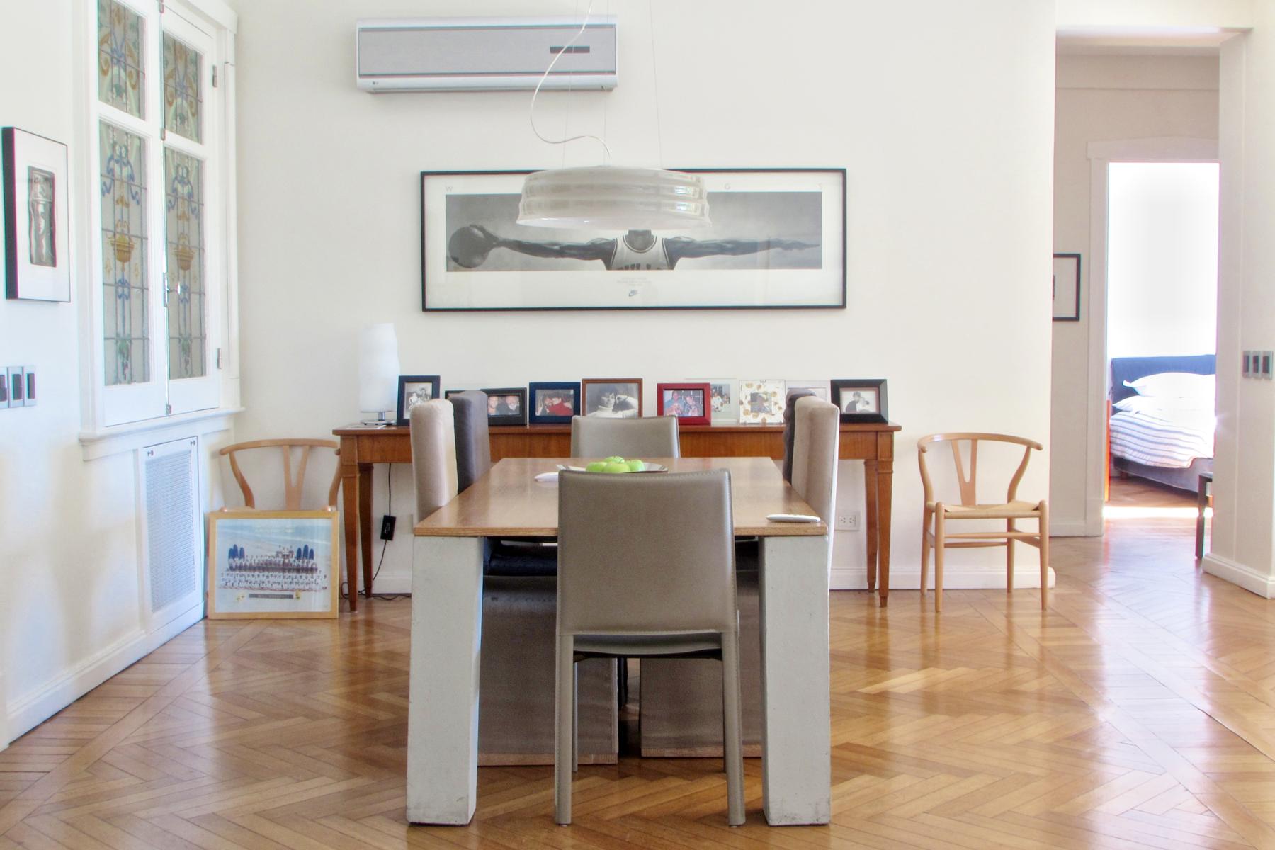 Квартира для того Аренда на Elegant 177 m2 half floor Av. Libertador 3500 Buenos Aires, Буэнос-Айрес, C1425ABV Аргентина