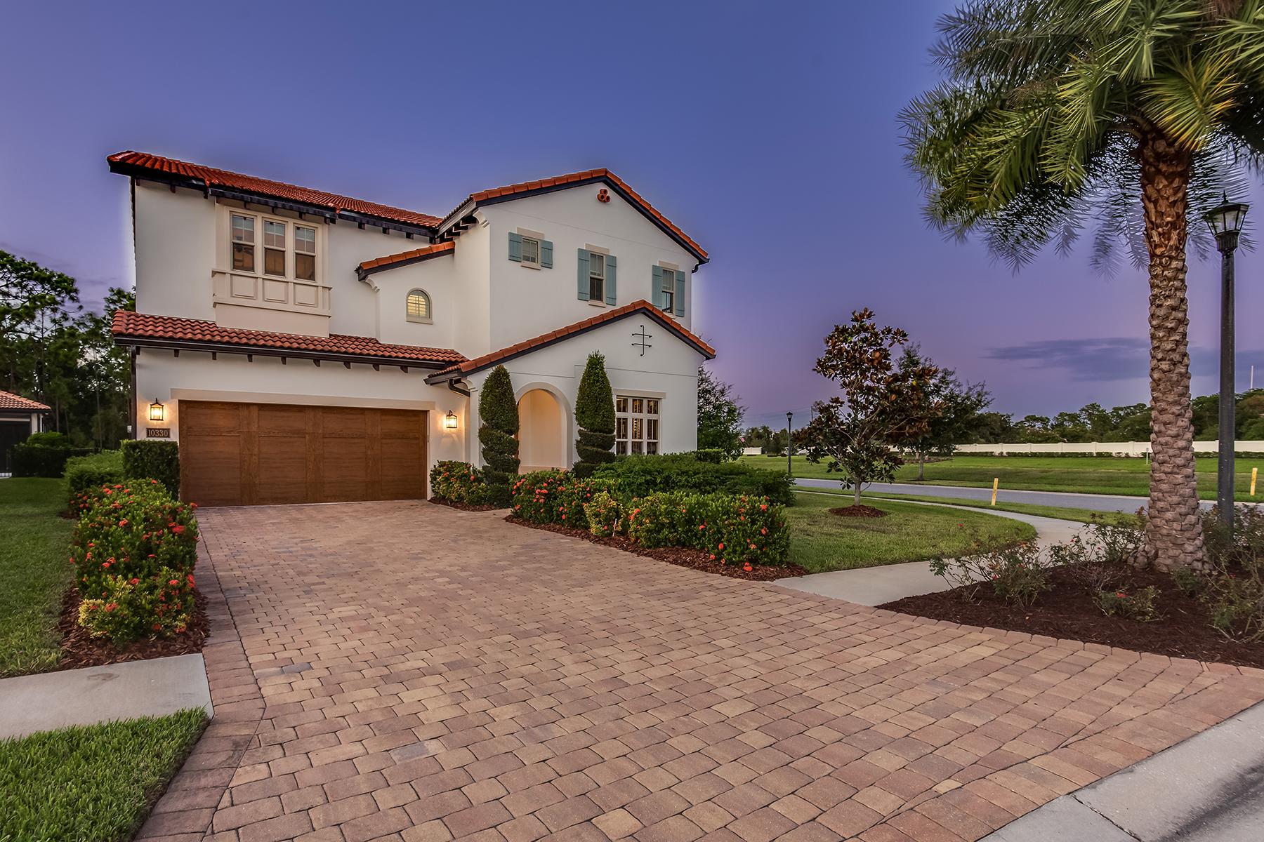 Single Family Homes por un Venta en ORLANDO 10330 Royal Cypress Way, Orlando, Florida 32836 Estados Unidos