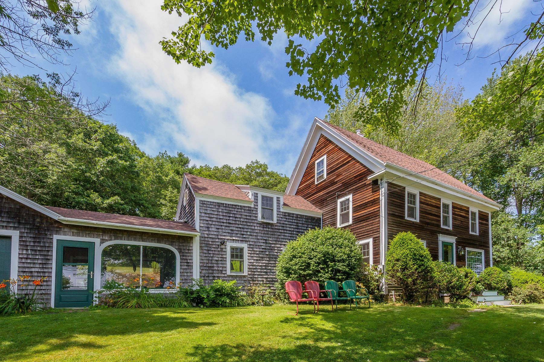 Single Family Homes للـ Sale في Boothbay, Maine 04571 United States