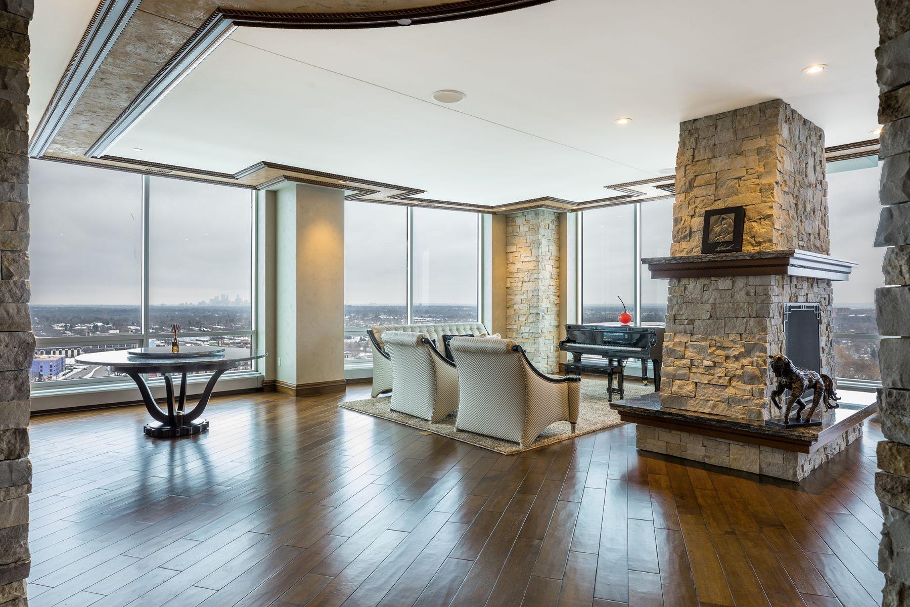 共管式独立产权公寓 为 销售 在 3209 Galleria #1808 伊代纳, 明尼苏达州, 55435 美国