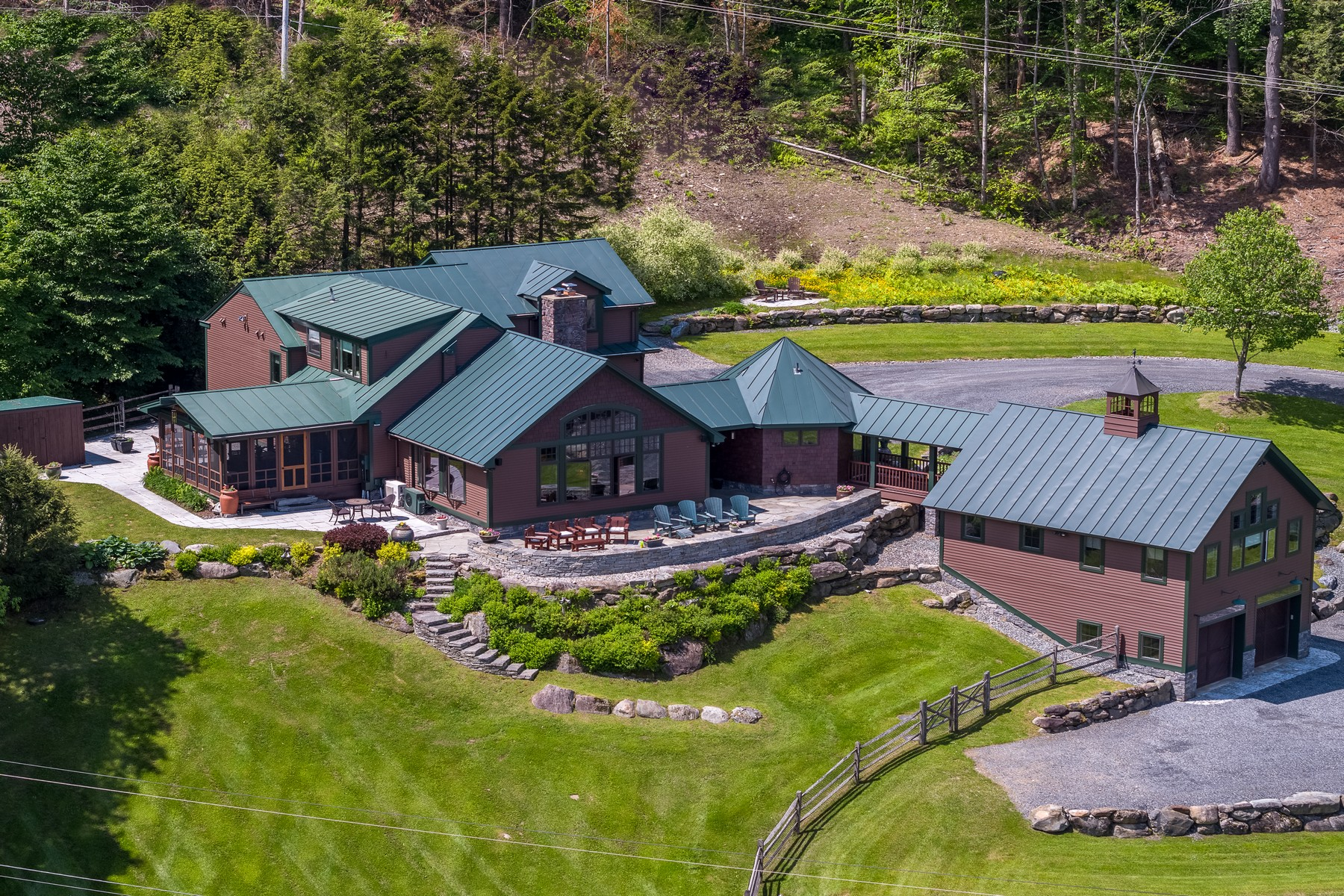 single family homes for Sale at 473 Bouchard Road, Stowe 473 Bouchard Rd Stowe, Vermont 05672 United States