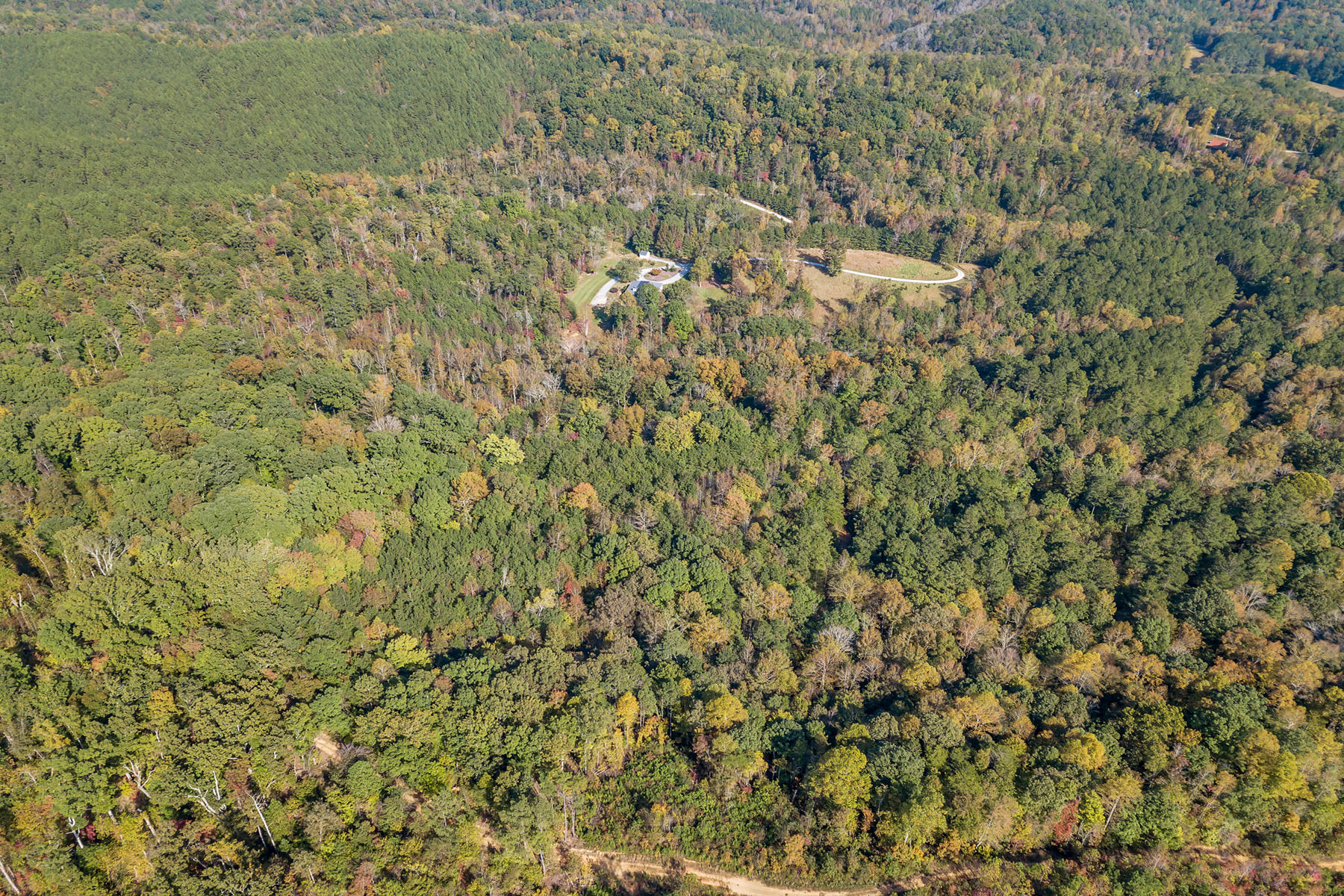Land for Sale at Build Your Dream Home Or Private Retreat In Quiet Community 0 Hancock Mountain Trail Waleska, Georgia 30183 United States