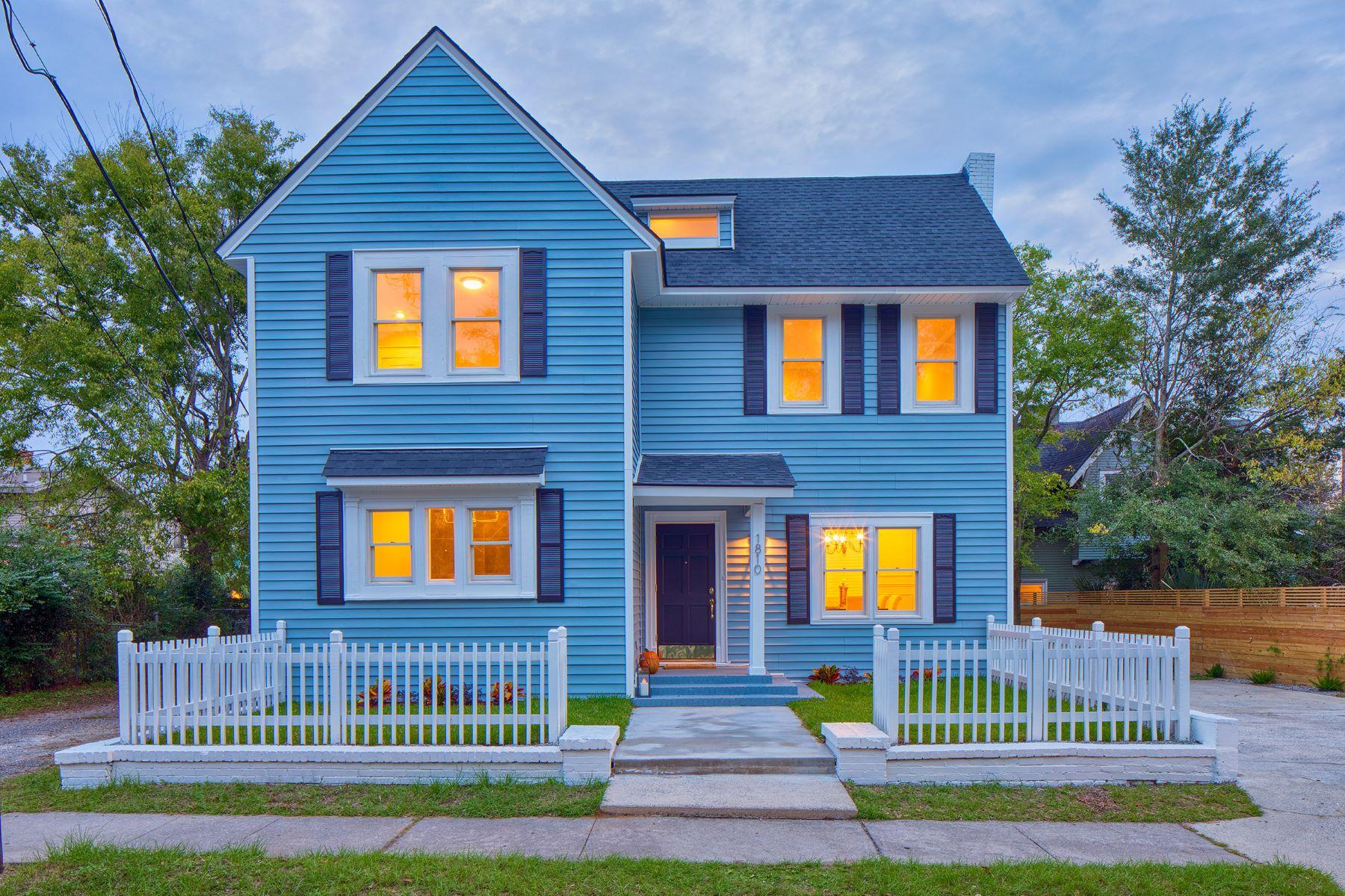 Single Family Homes pour l Vente à Savannah, Georgia 31401 États-Unis