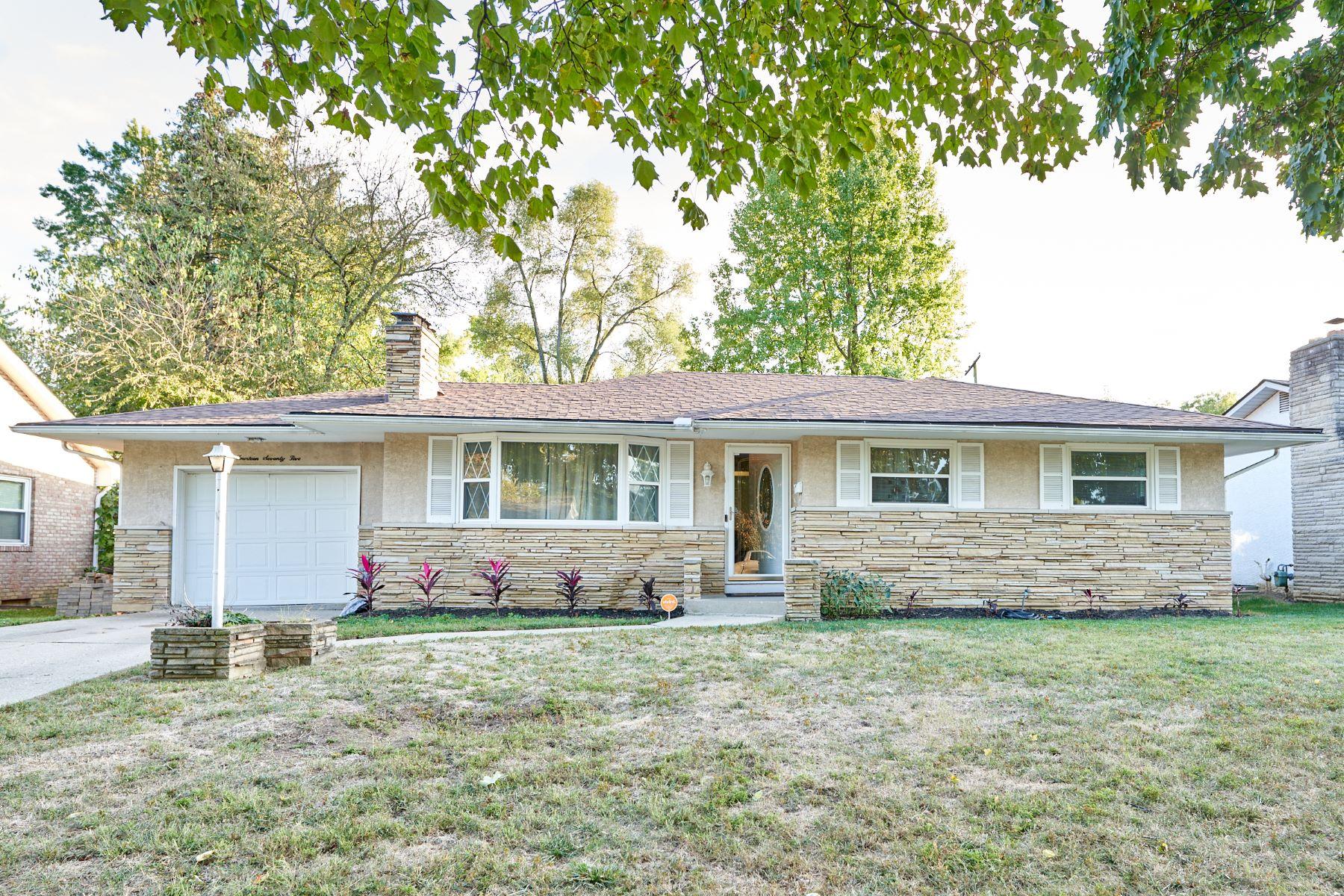 Single Family Homes のために 売買 アット Columbus, オハイオ 43229 アメリカ