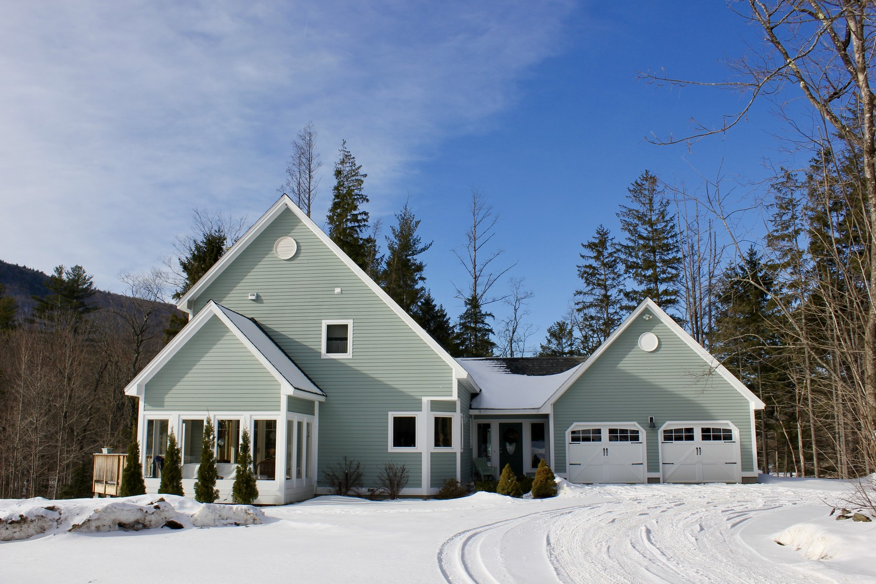 Single Family Home for Sale at Beautiful Mountain Views! 1295 Middletown Rd Andover, Vermont 05143 United States