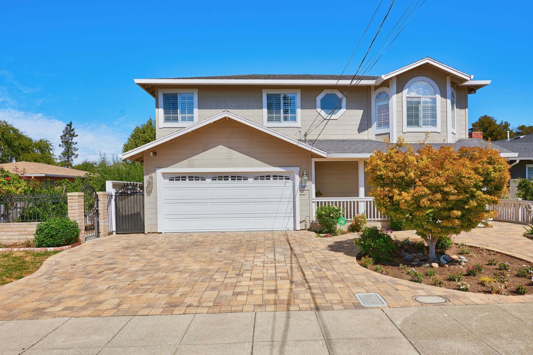 Single Family Home for Active at Not Your Regular Ranch Style Home 523 Topaz Street Redwood City, California 94062 United States