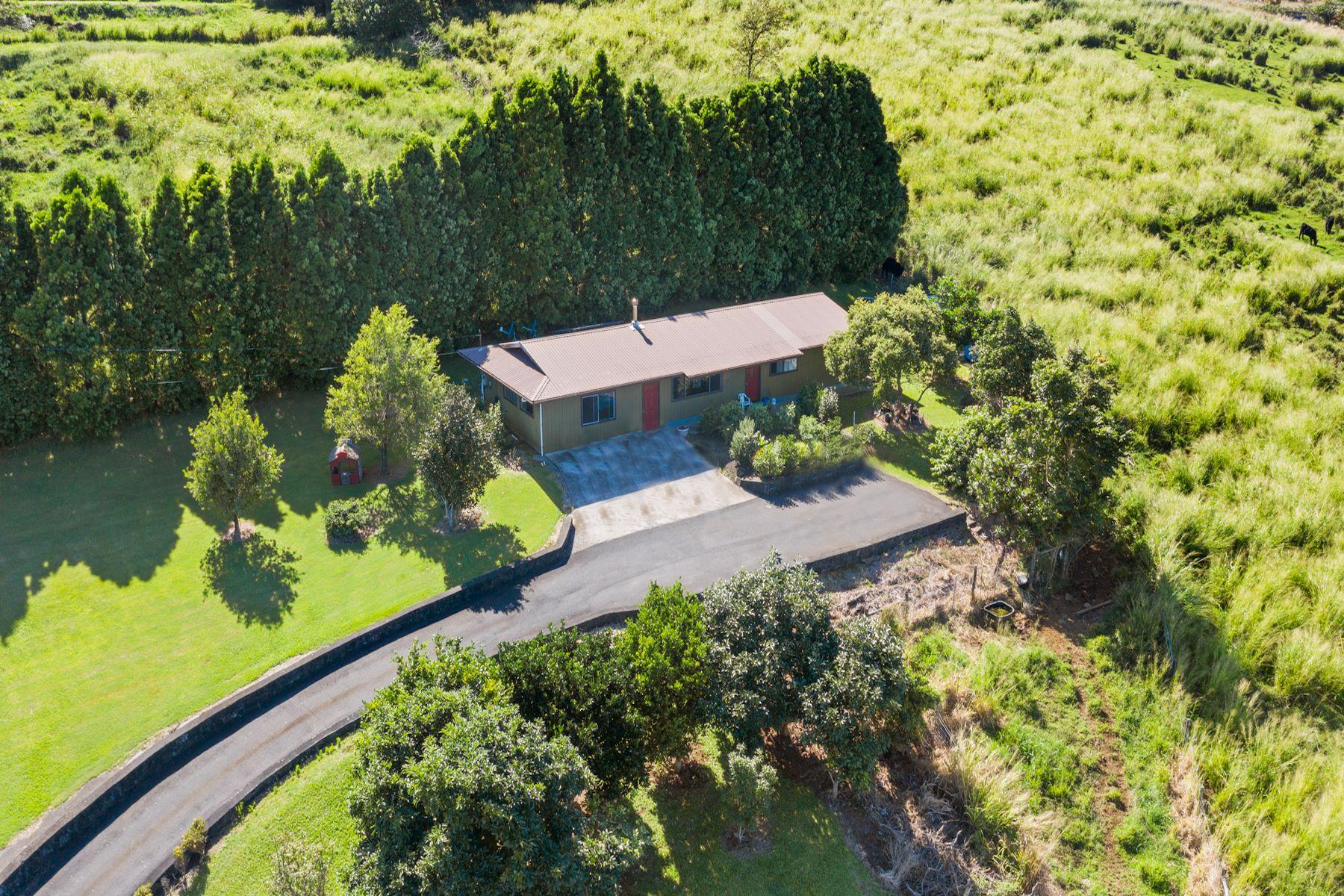 Single Family Home for Active at Kalopa Homesteads 44-2304 Kalaniai Rd. #1 Honokaa, Hawaii 96727 United States