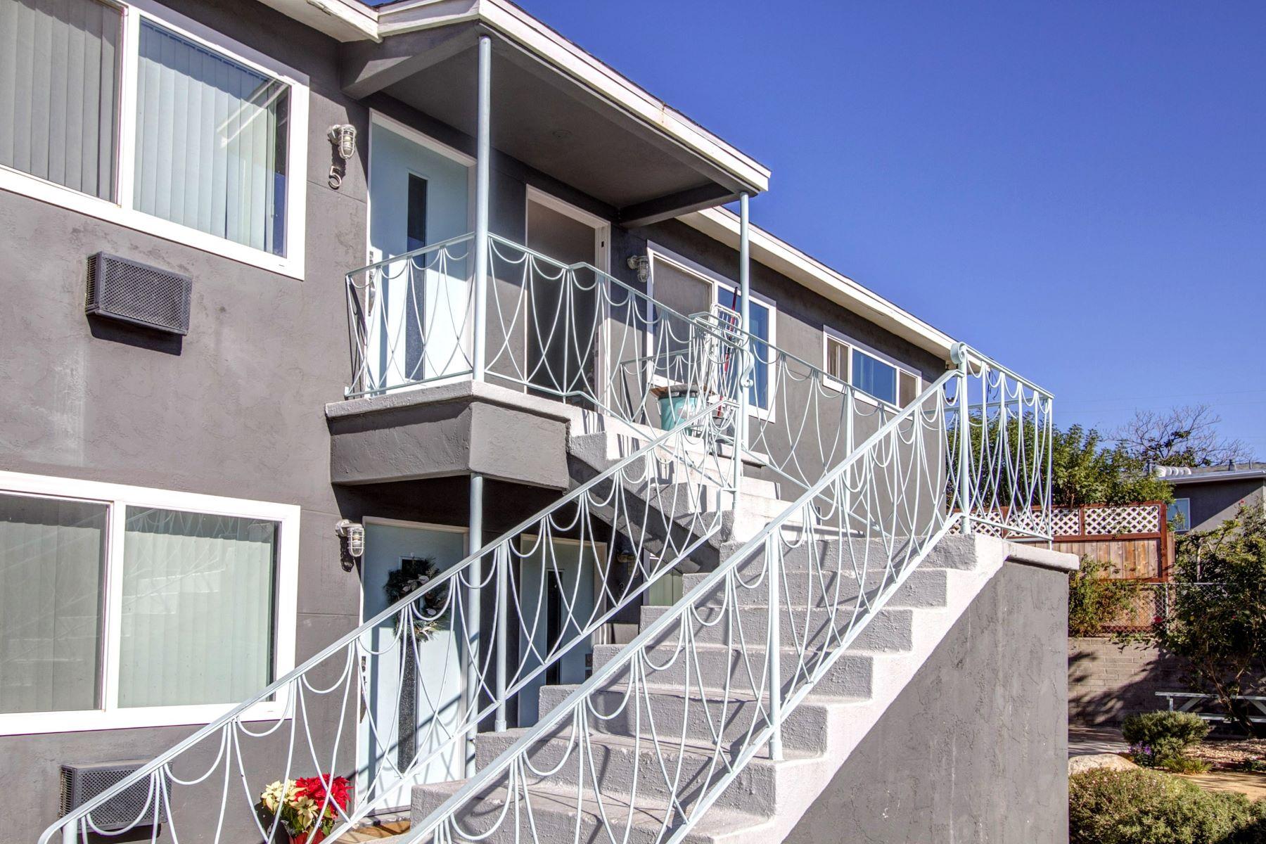 Multi-Family Home for Sale at 4401 College Avenue 4401 - 4407 College Avenue, Rolando, San Diego, California, 92115 United States