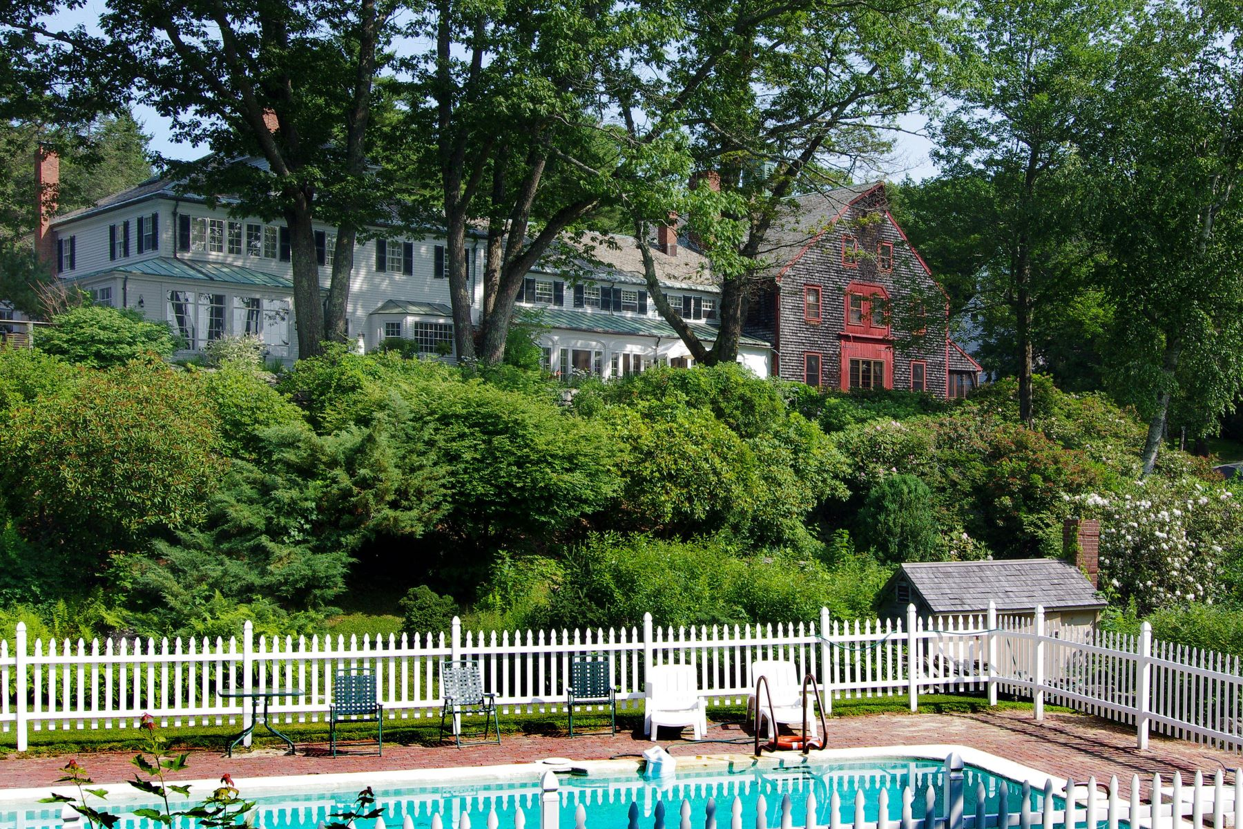 Condominiums للـ Sale في 14 Brentwood Drive Unit #2, Cumberland Foreside, Maine 04011 United States