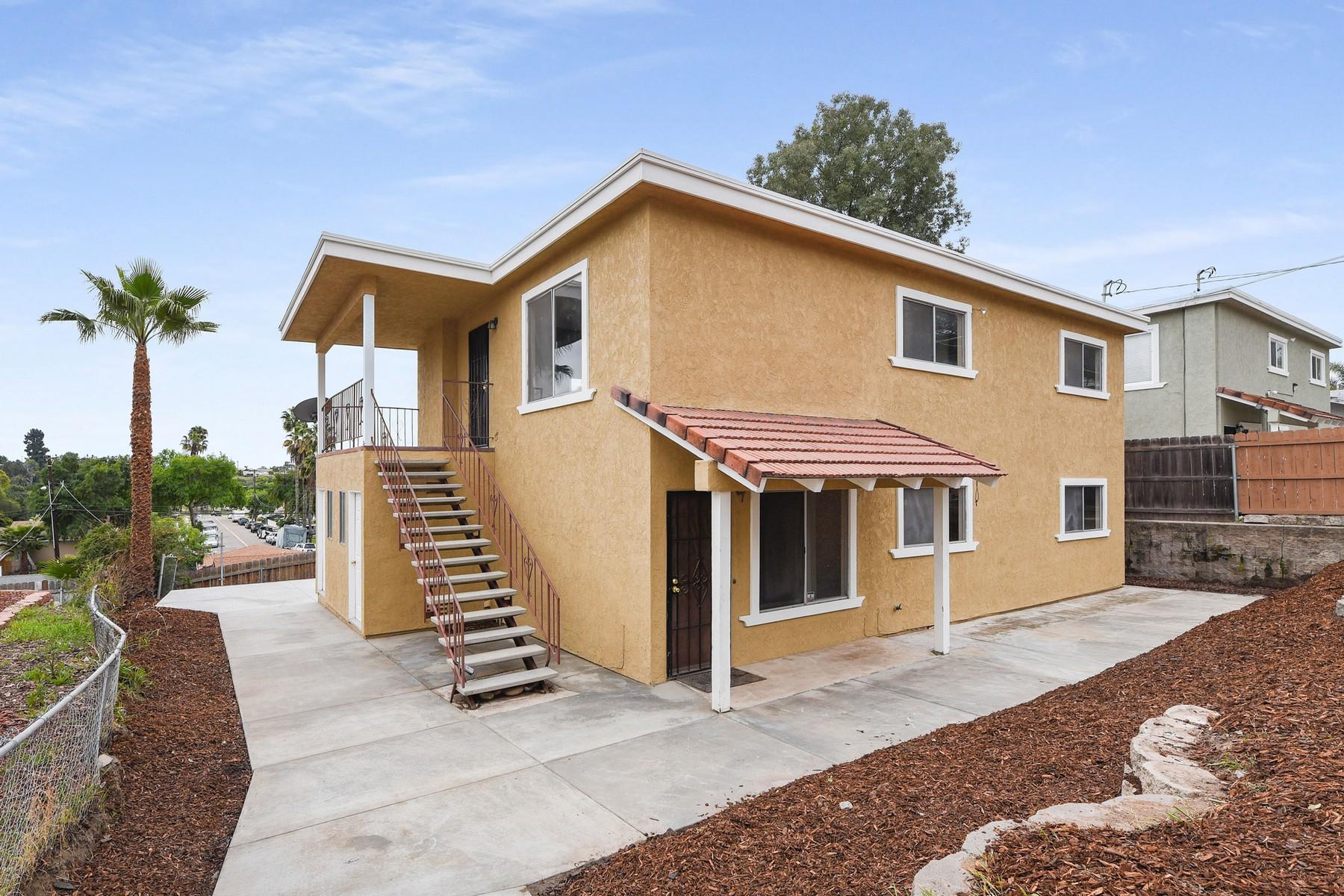 Duplex Homes para Venda às Lemon Grove, Califórnia 91945 Estados Unidos