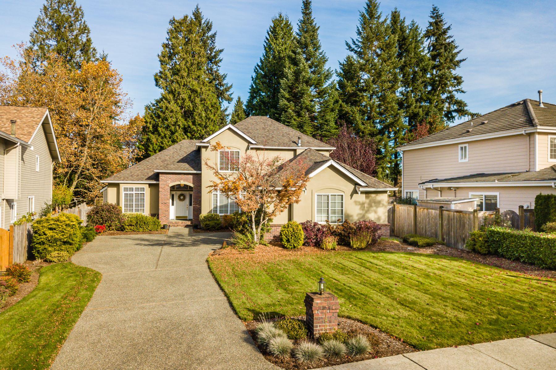 Single Family Homes for Sale at Prescott Platt Gem! 16032 NE 44th Ct Redmond, Washington 98052 United States