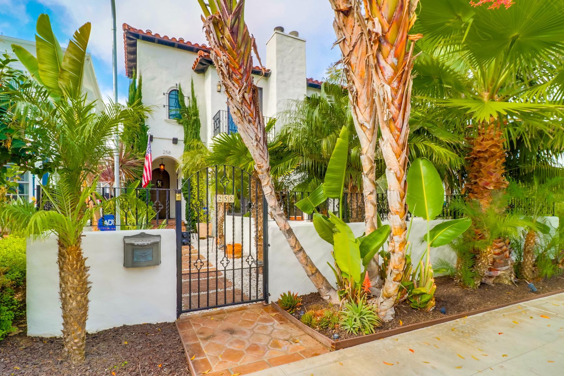 Single Family Homes for Sale at 258 H Avenue Coronado, California 92118 United States