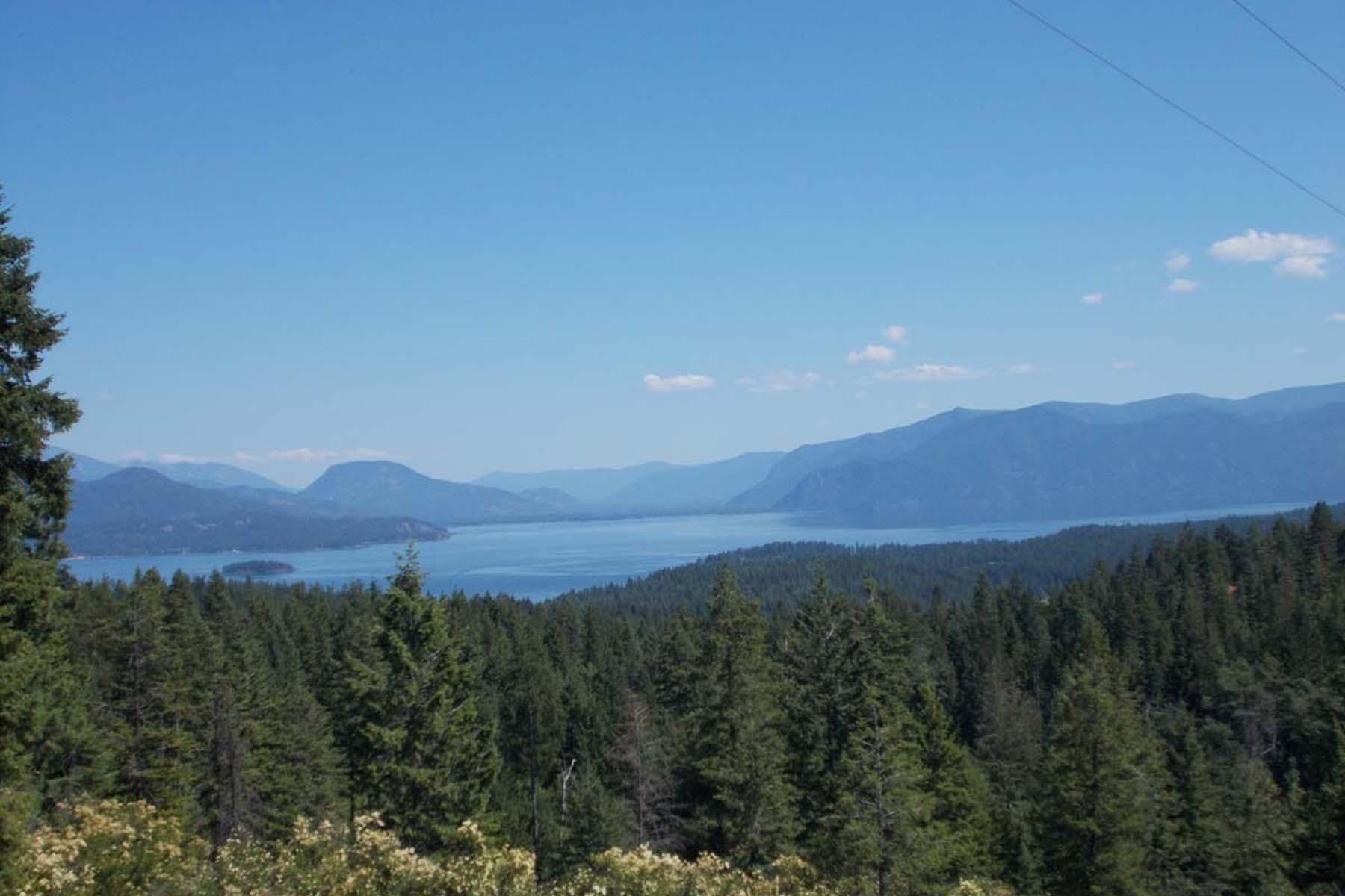 Additional photo for property listing at Outstanding Big Lake Views Lot 11 Vortex Way Sagle, Idaho 83860 United States