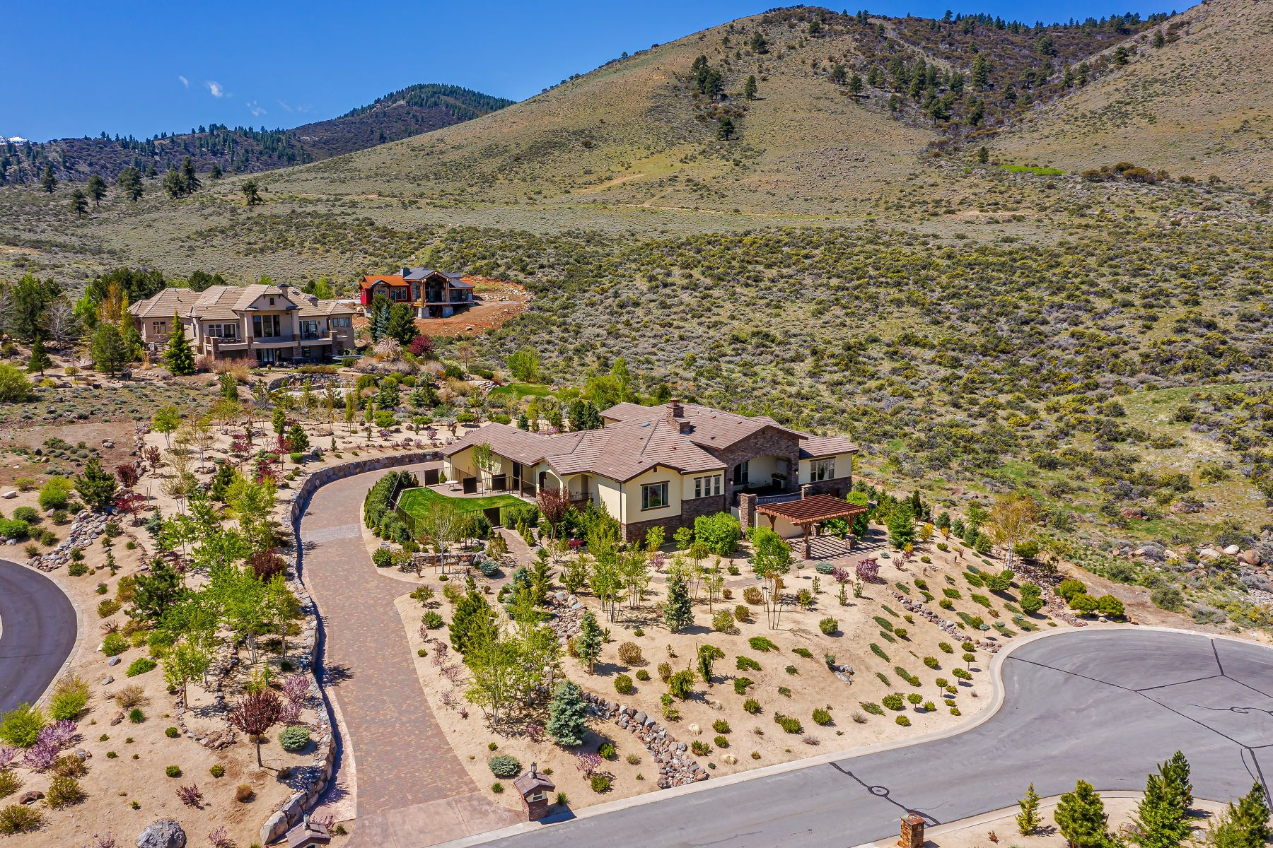 Additional photo for property listing at Exclusive Reserves Arrowcreek 5920 Flowering Sage Reno, Nevada 89511 United States