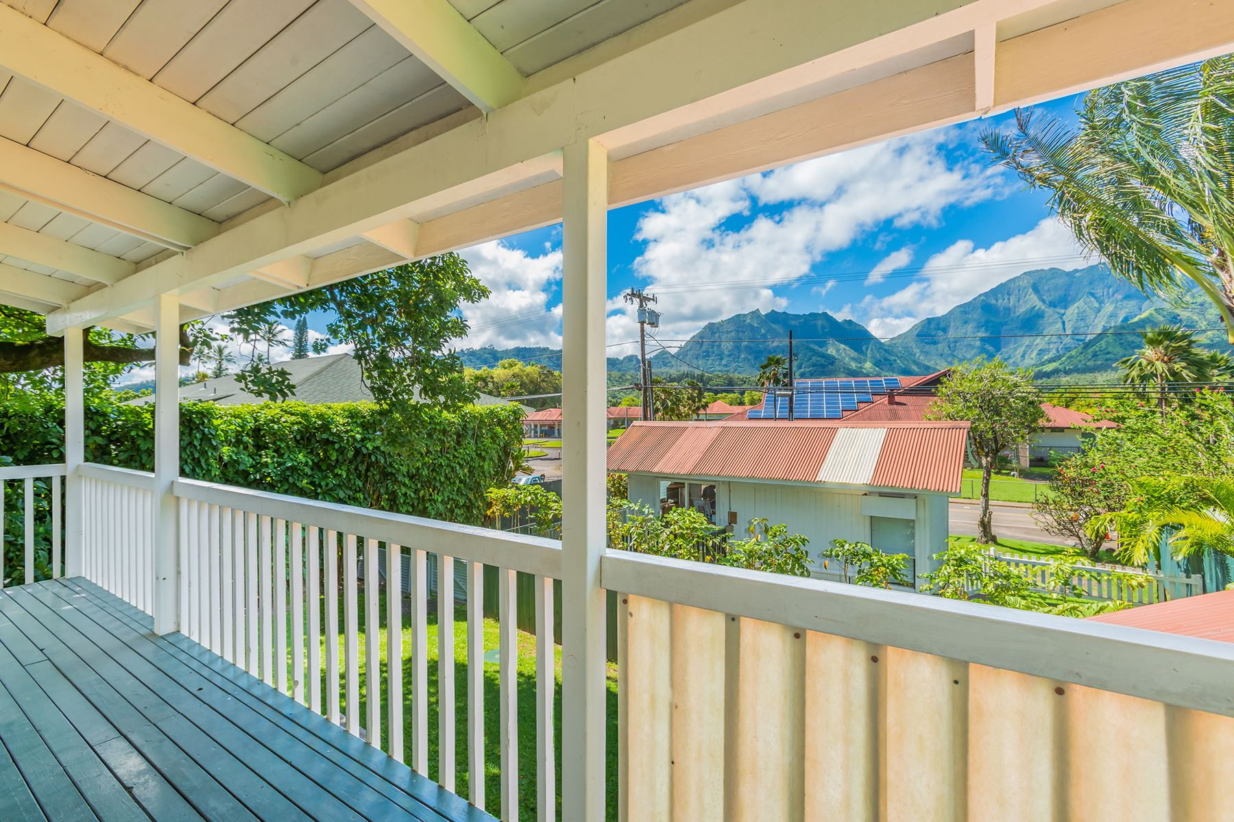 Single Family Home for Active at Hanalei Waterfalls 5-5428 Kuhio Highway #A & #B Hanalei, Hawaii 96714 United States