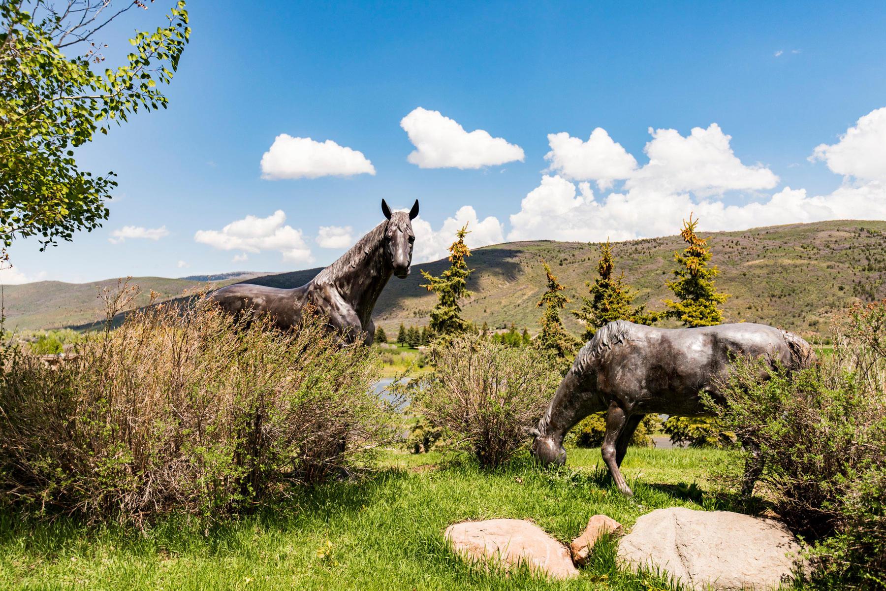 Additional photo for property listing at 271 Acre Estate Near Park City 4519 S River Ranch Way Woodland, Utah 84036 Estados Unidos