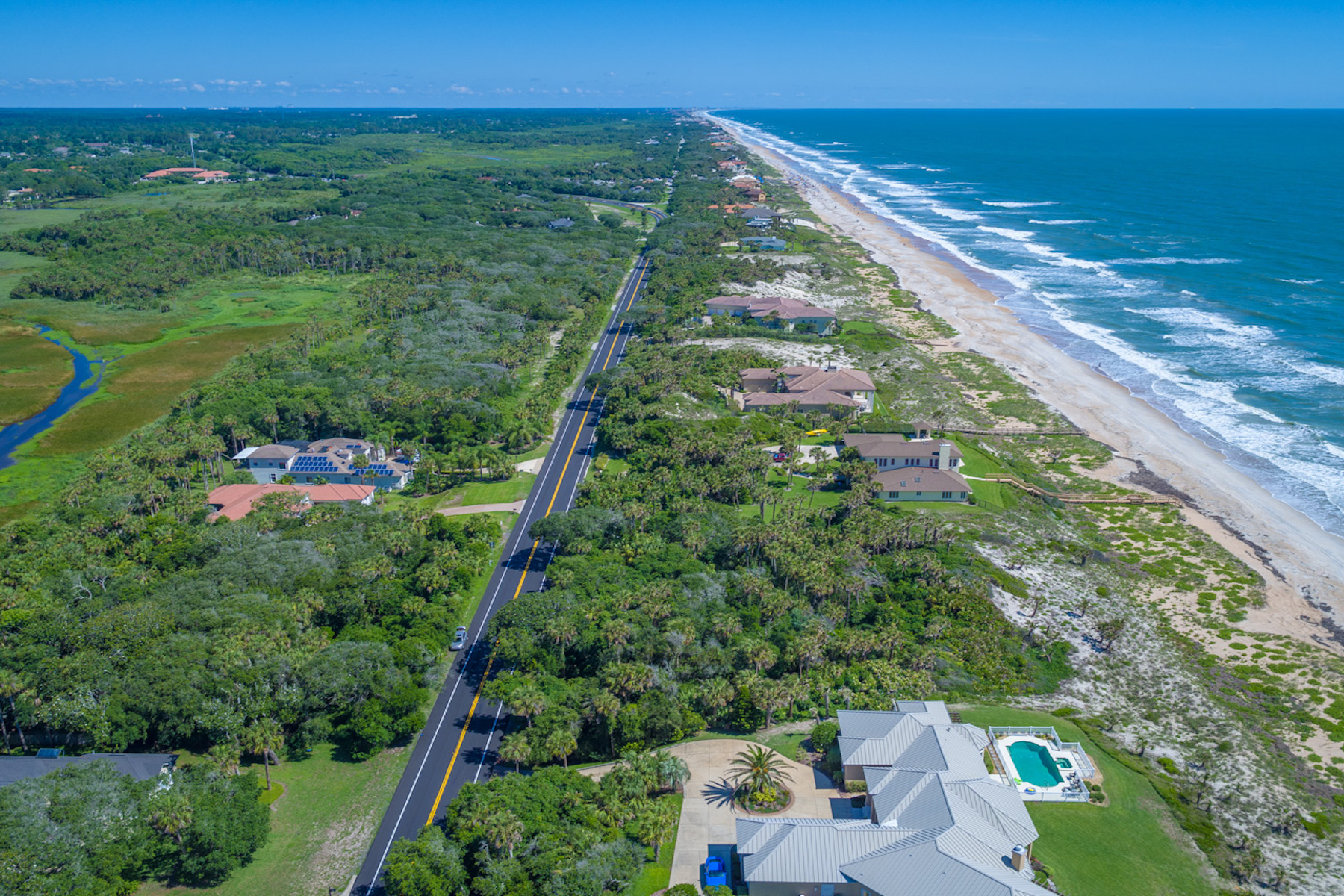 Land for Sale at Grand Oceanfront Ponte Vedra Lot 1165 South Ponte Vedra Boulevard Ponte Vedra Beach, Florida 32082 United States