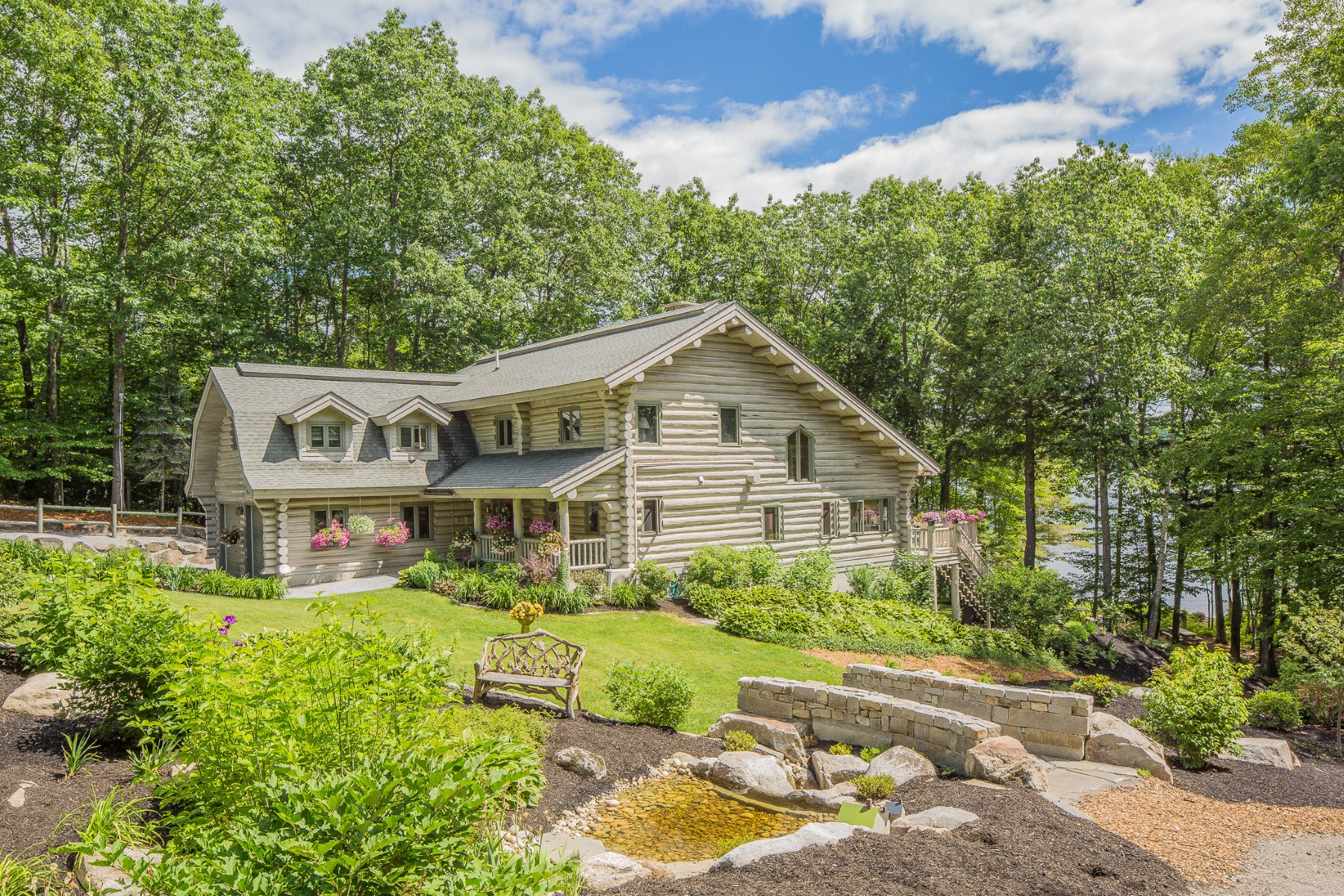 Single Family Home for Sale at 173 Malcolm Road 173 Malcolm Road Bridgton, Maine 04009 United States