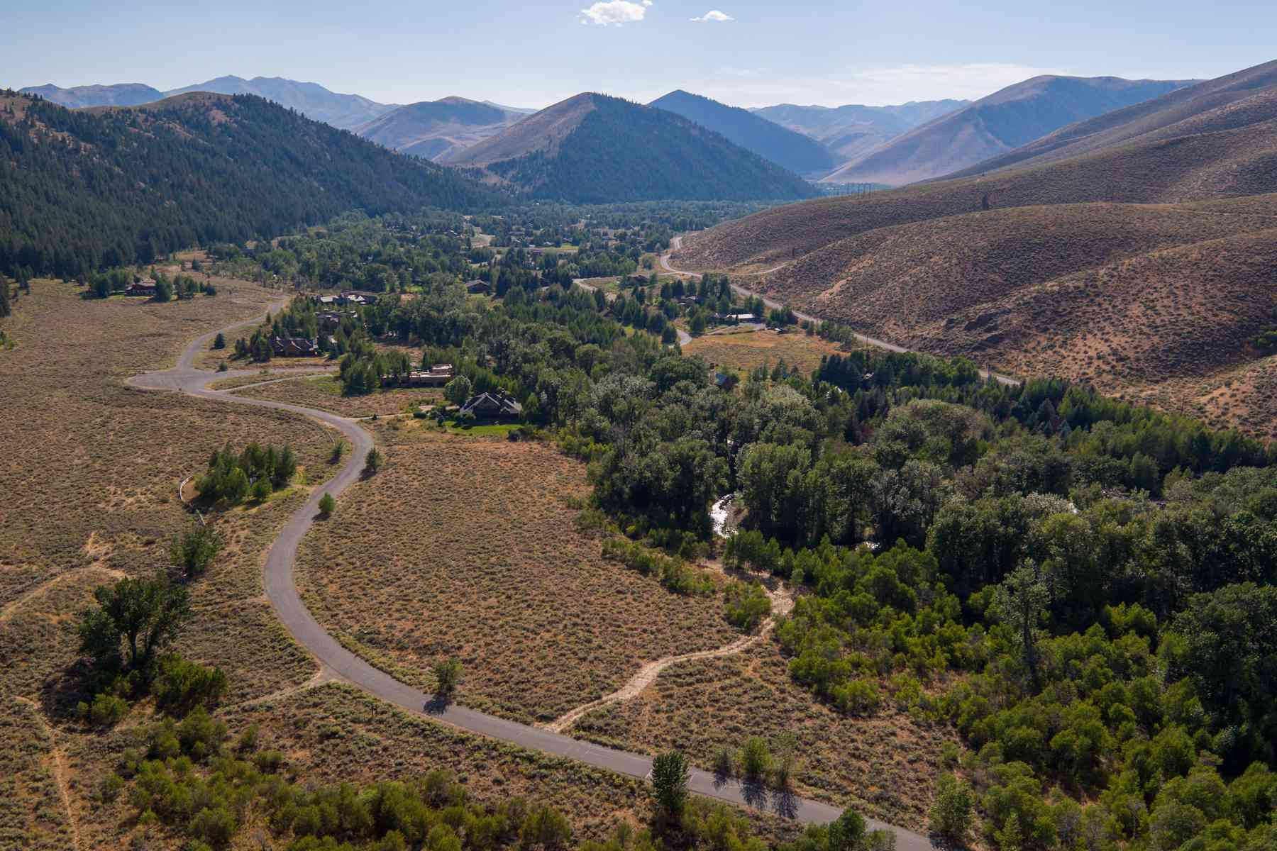 Idyllic Waterfront Homesite 109 Pioneer Mountain Drive Hailey, Idaho 83333 United States