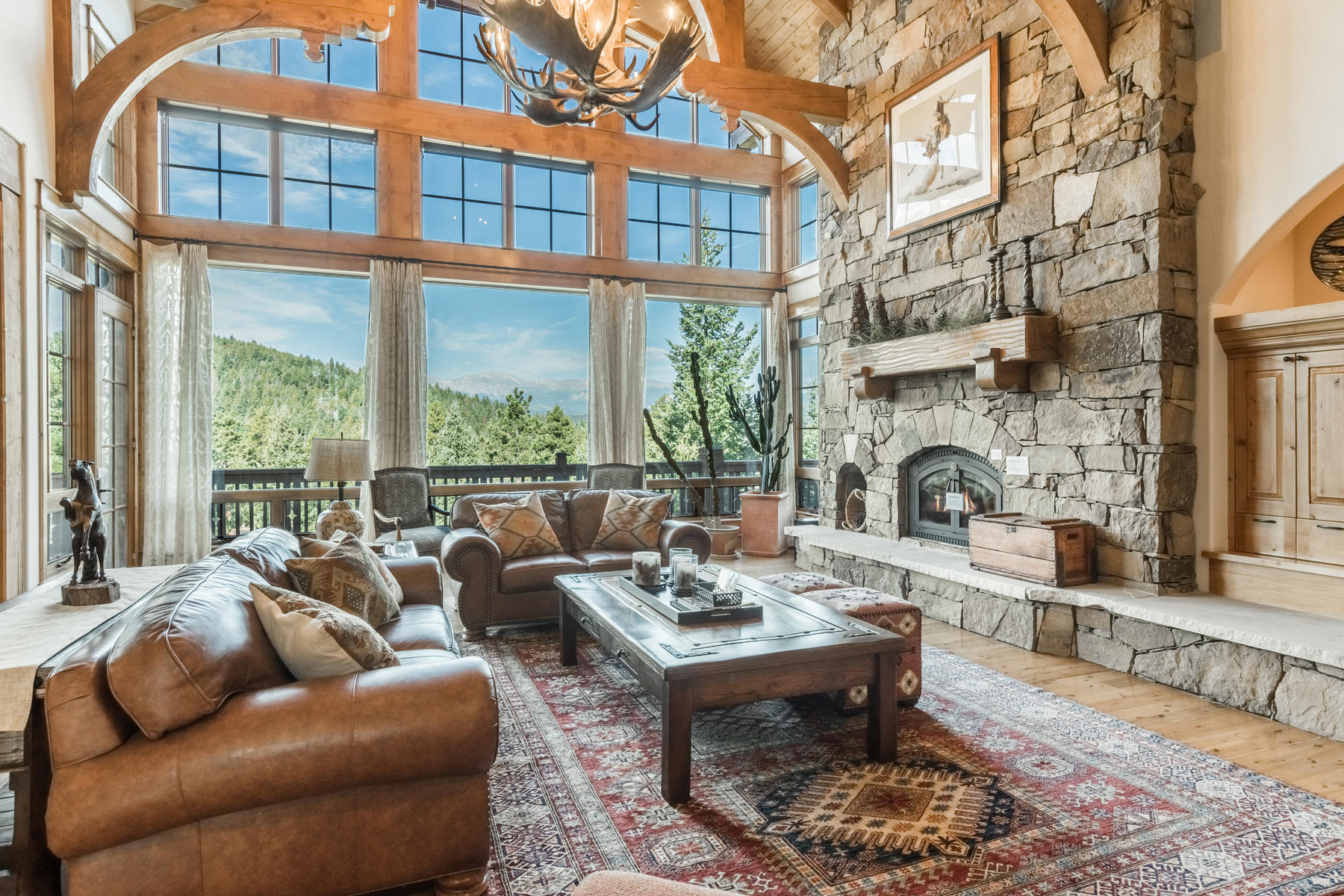 Additional photo for property listing at Aspen Meadows Ranch 35025 Buffalo Park Road Evergreen, Colorado 80439 United States