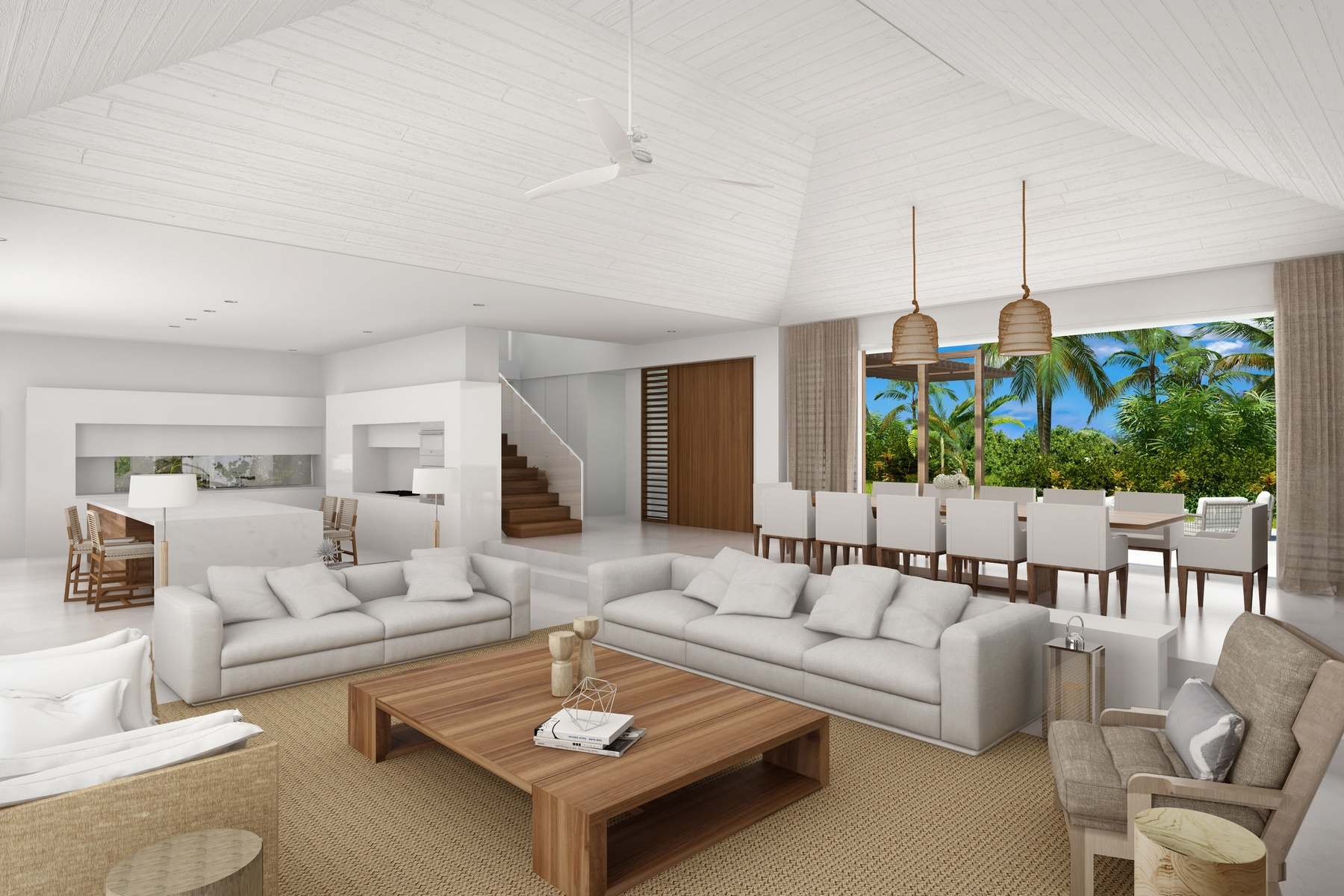 Additional photo for property listing at BEACH ENCLAVE GRACE BAY Design A Oceanview Grace Bay, Providenciales TCI Islas Turcas Y Caicos