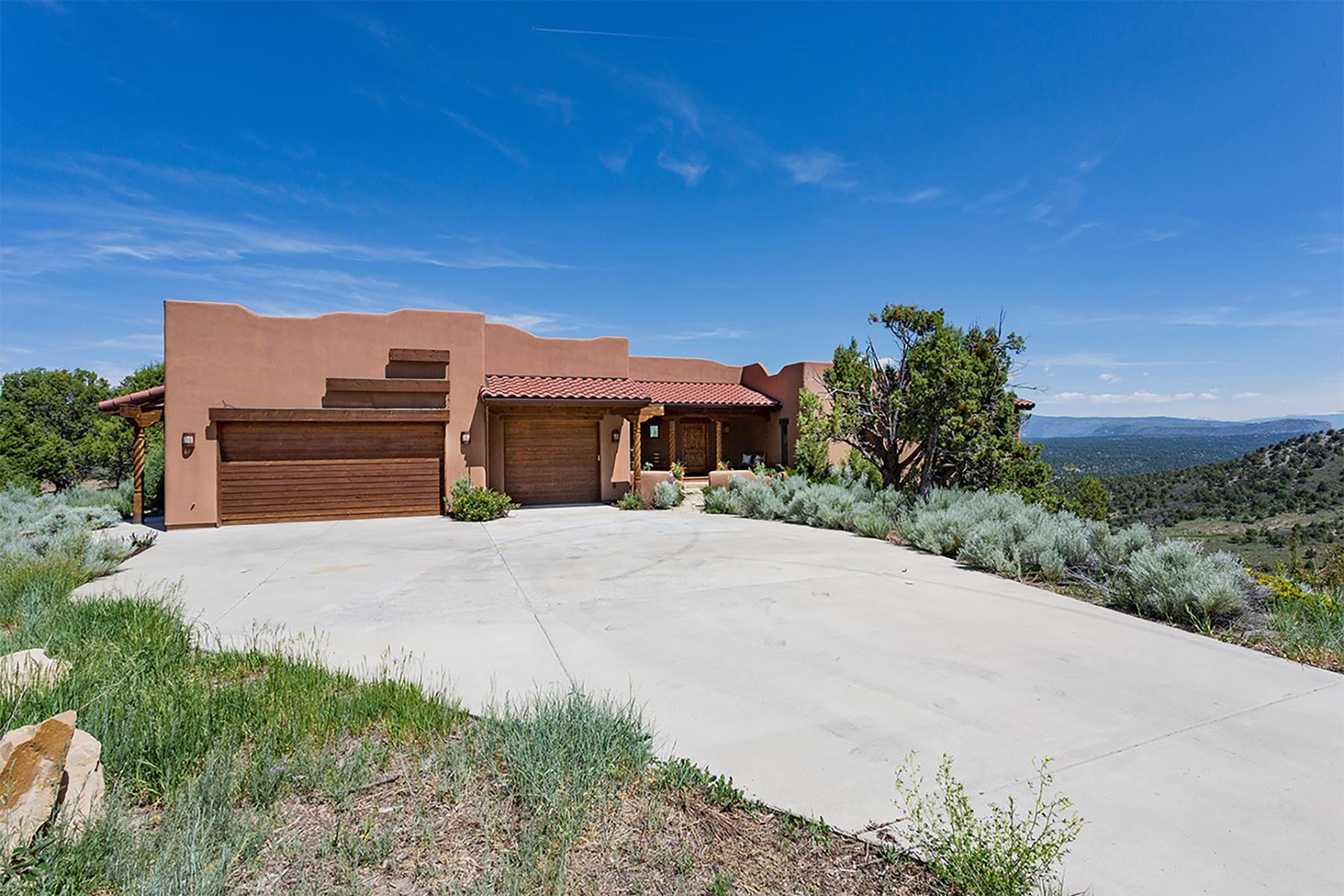Частный односемейный дом для того Продажа на 1463 Thunderbird Road Durango, Колорадо, 81301 Соединенные Штаты