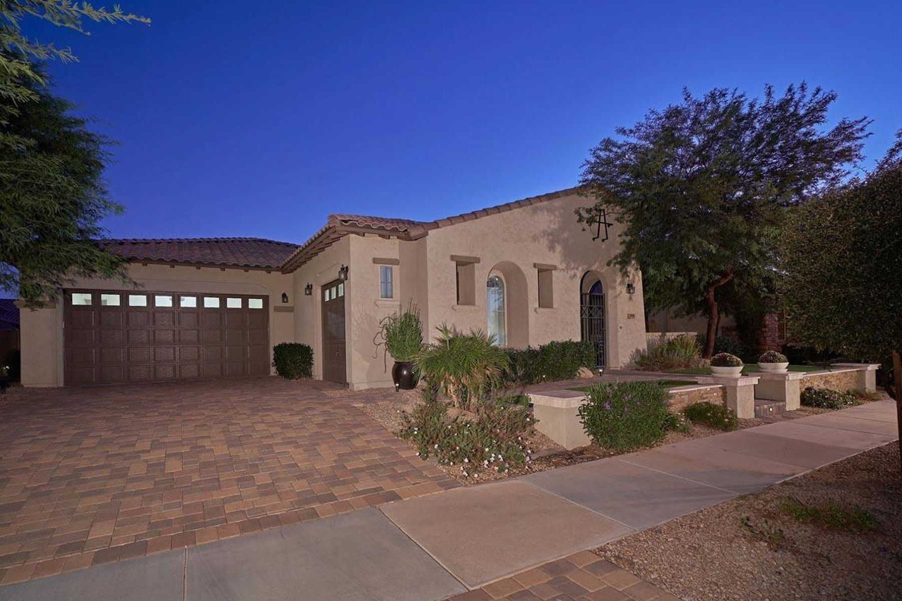 Single Family Homes for Sale at Cielo Noche 19881 E APRICOT LN Queen Creek, Arizona 85142 United States