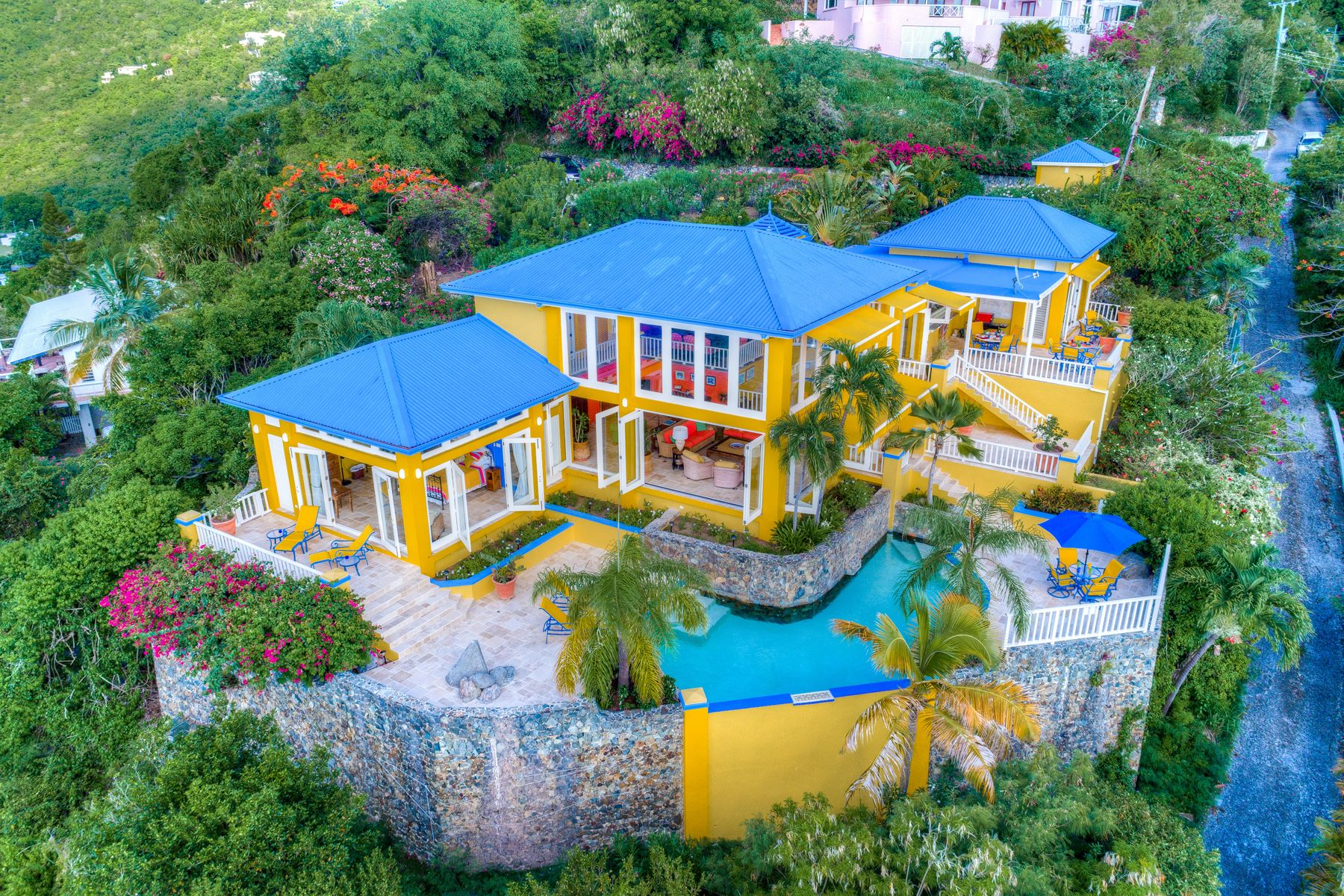 Additional photo for property listing at Jasmine Villa Long Bay, Tortola Iles Vierges Britanniques