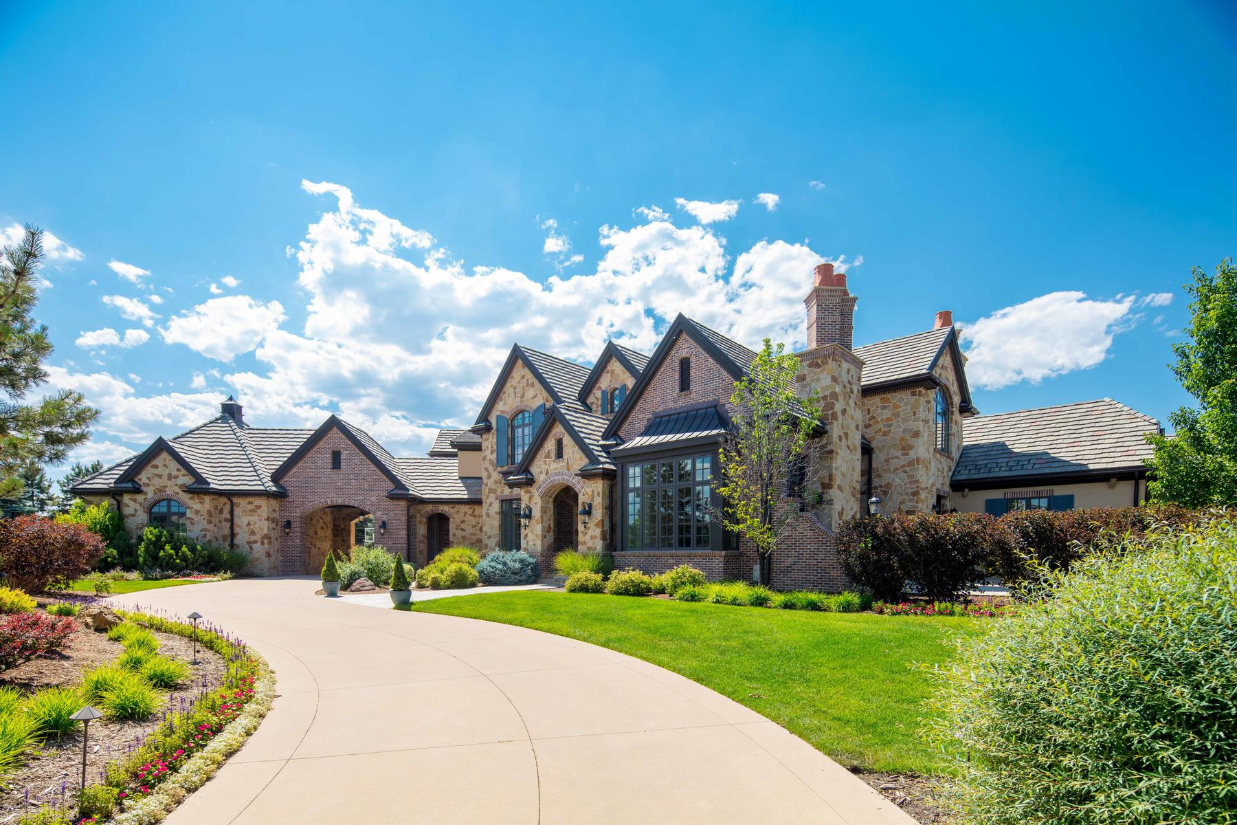 Single Family Home for Active at 4081 Preserve Parkway 4081 Preserve Parkway N Greenwood Village, Colorado 80121 United States