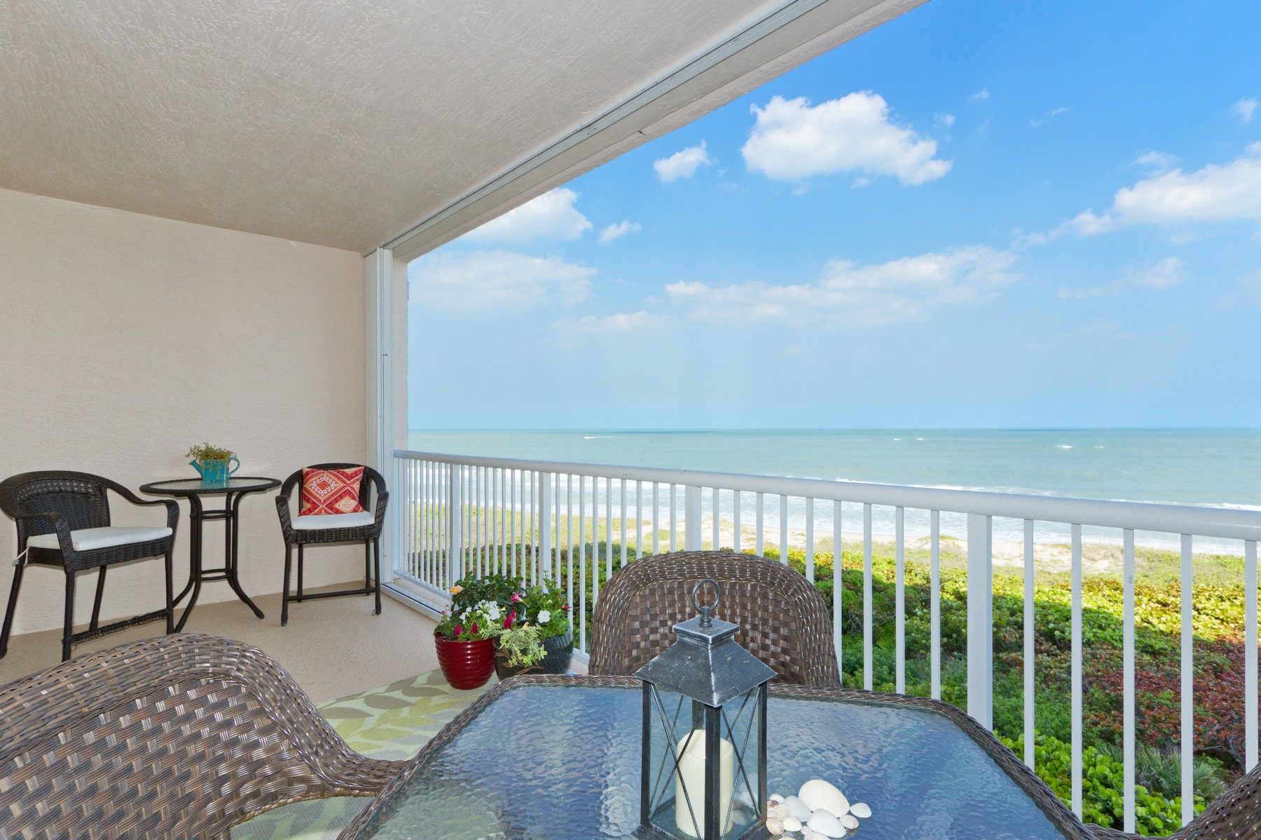 Property for Sale at Enjoy Salty Breezes and Sandy Toes, LIVE Oceanfront! 4180 N Hwy A1a, #402B Hutchinson Island, Florida 34949 United States
