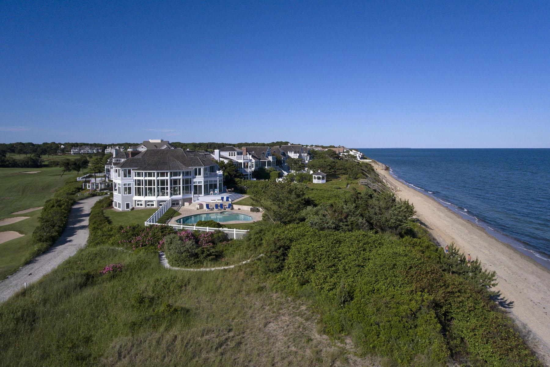 独户住宅 为 销售 在 ONCE IN A LIFE TIME! 134 Shore Drive West 席比义, 马萨诸塞州, 02649 美国