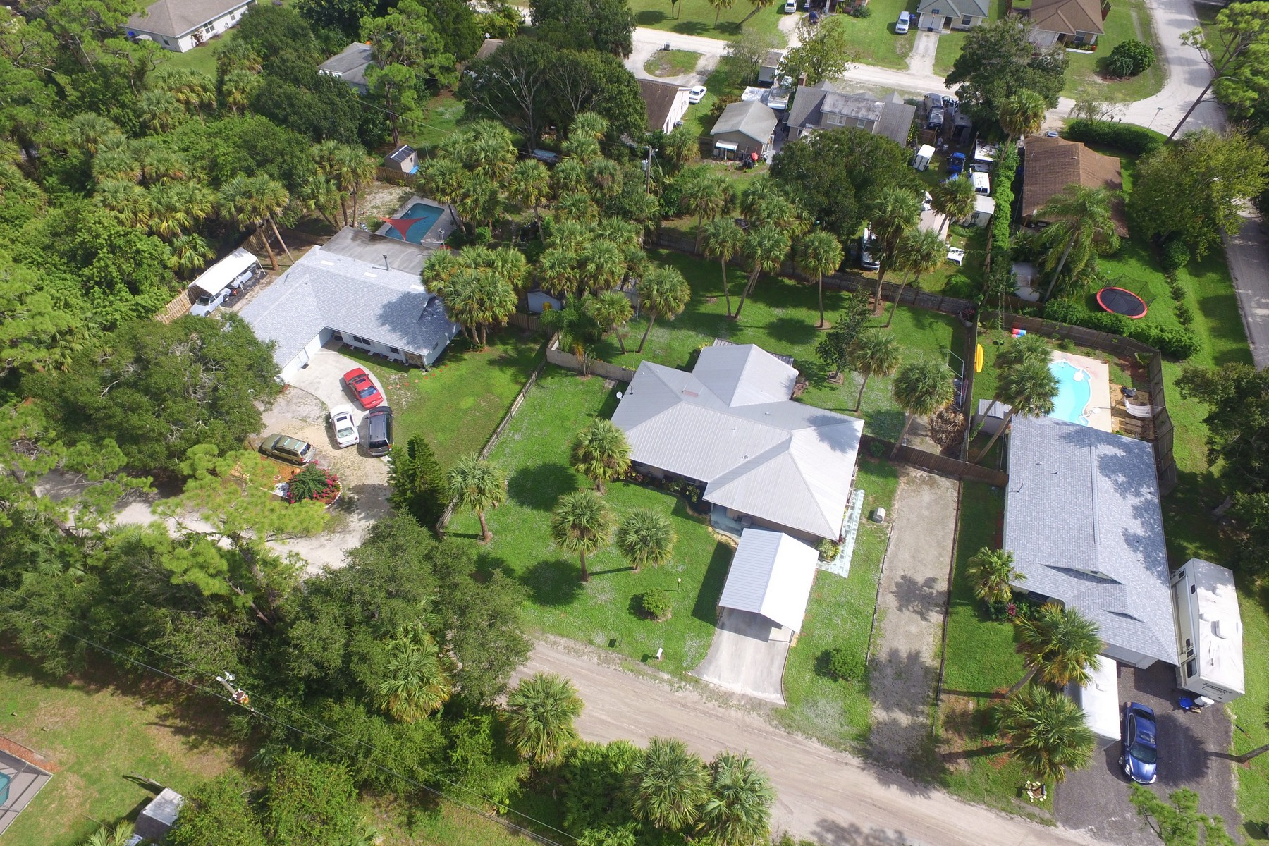 Quaint Country Home 664 31st Avenue SW Vero Beach, Floride 32968 États-Unis