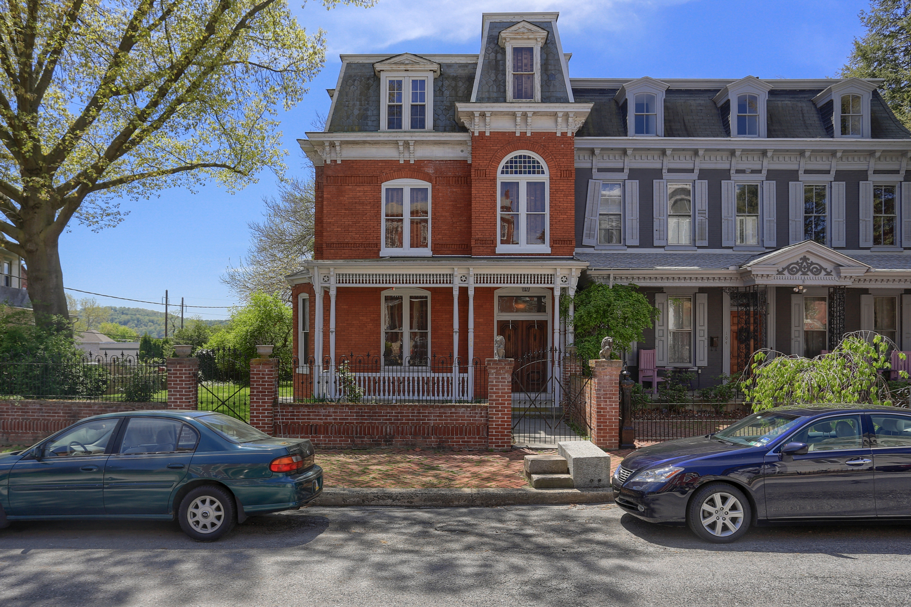 Casa Unifamiliar por un Venta en 106 South Second Street 106 South Second Street Columbia, Pennsylvania 17512 Estados Unidos